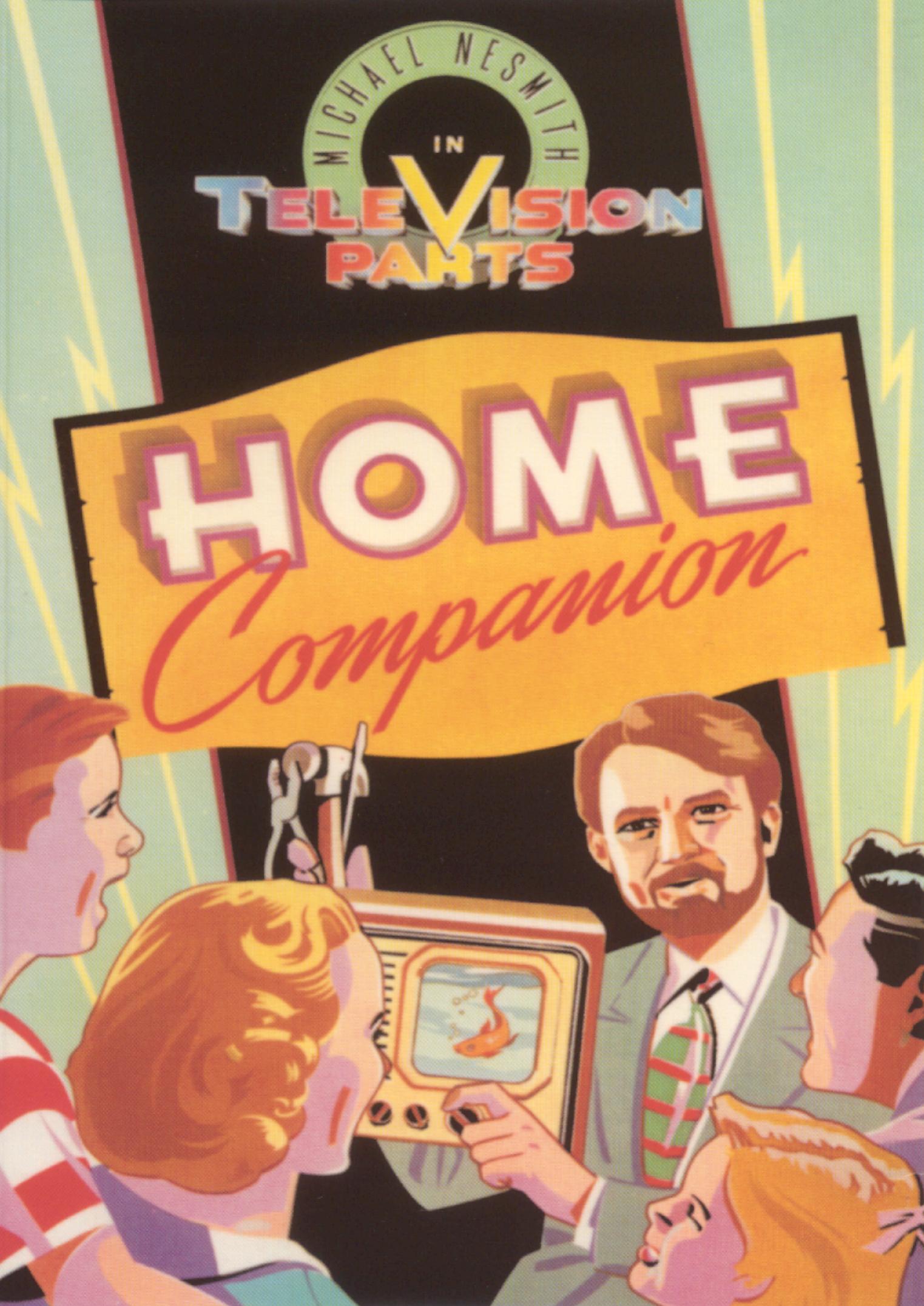 The Television Parts Home Companion