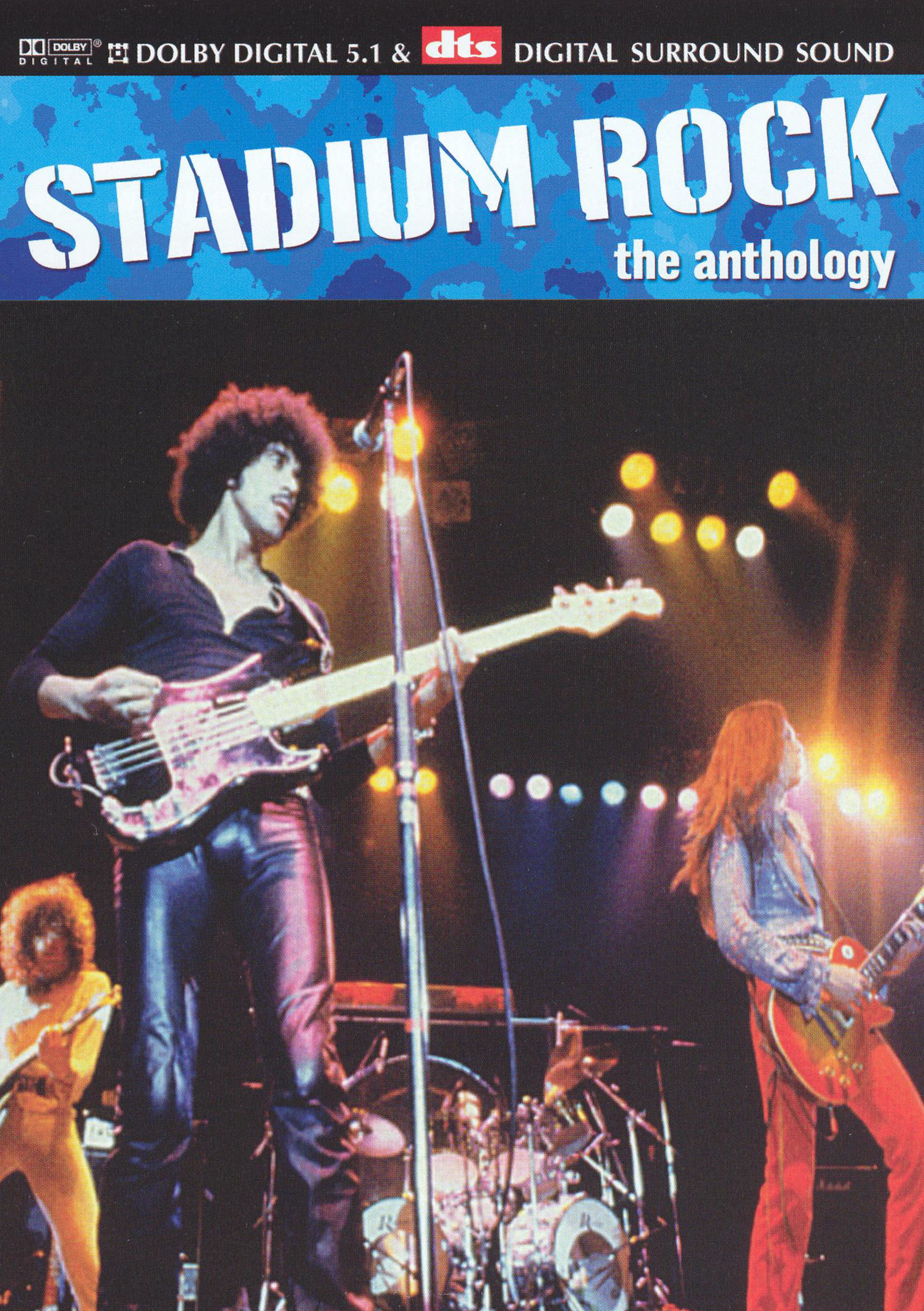 Stadium Rock: The Anthology