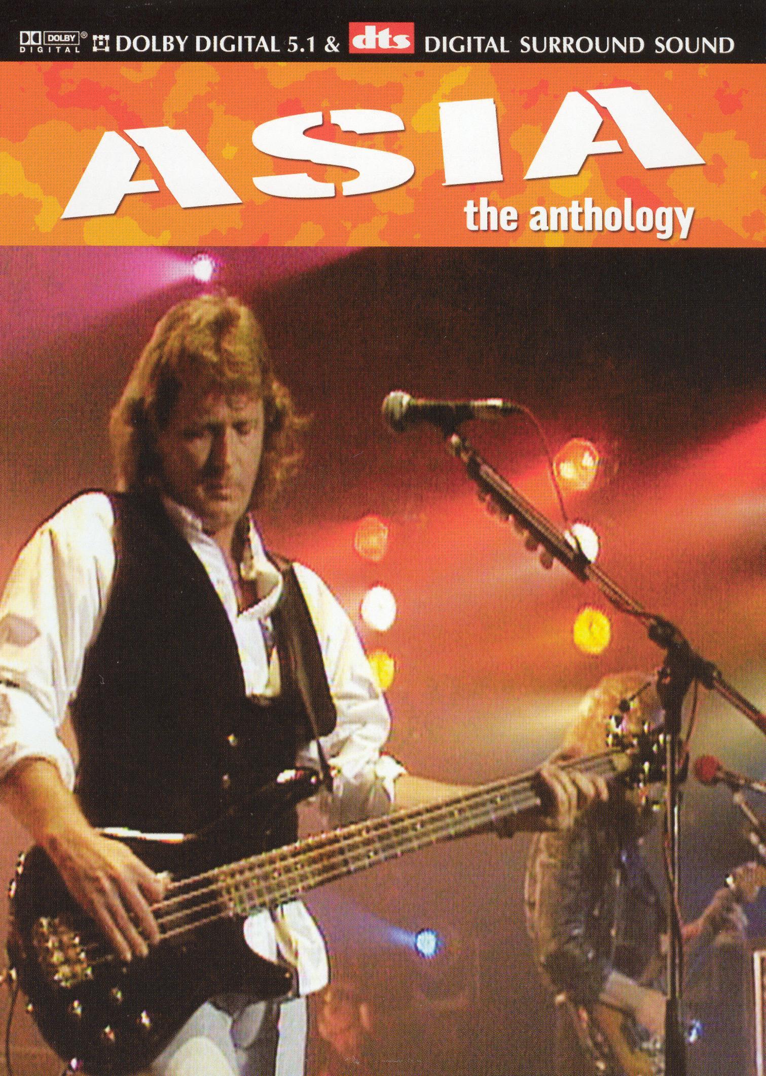 Asia: The Anthology