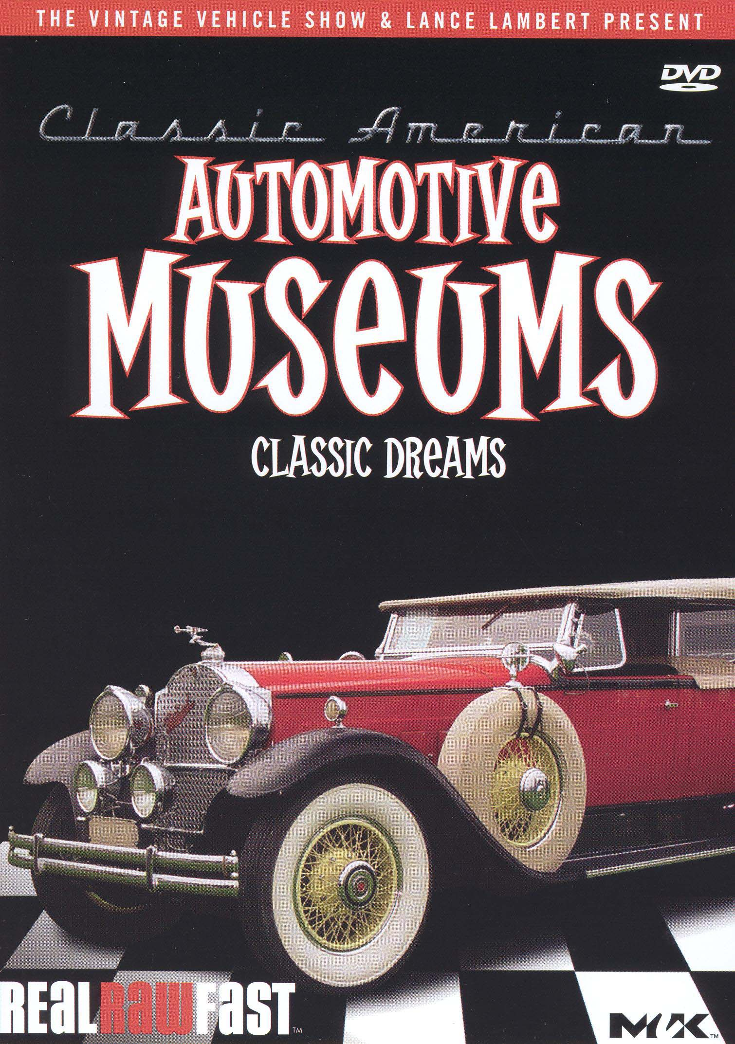 Classic American Automotive Museums: Classic Dreams