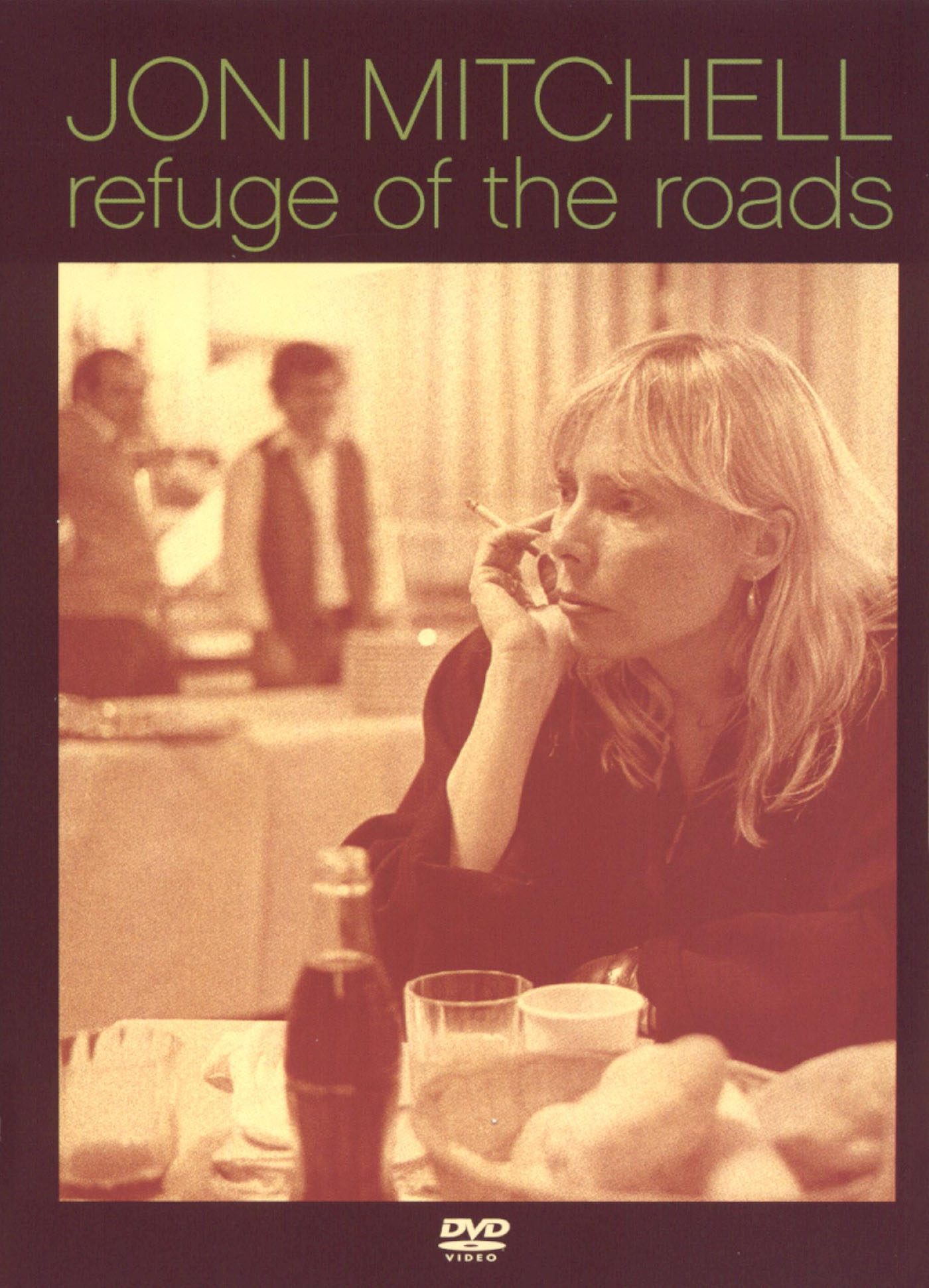 Joni Mitchell: Refuge of Roads