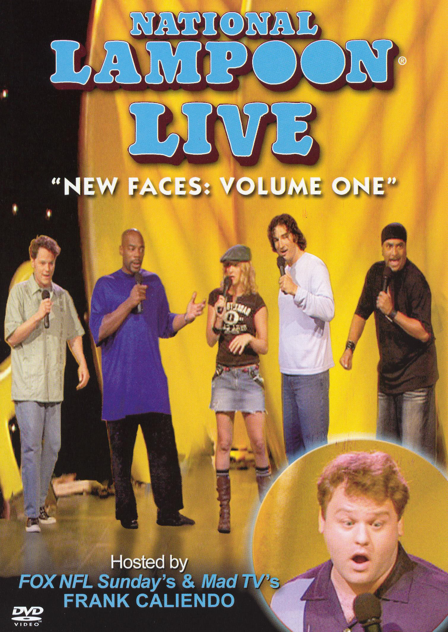 National Lampoon Live: New Faces, Vol. 1