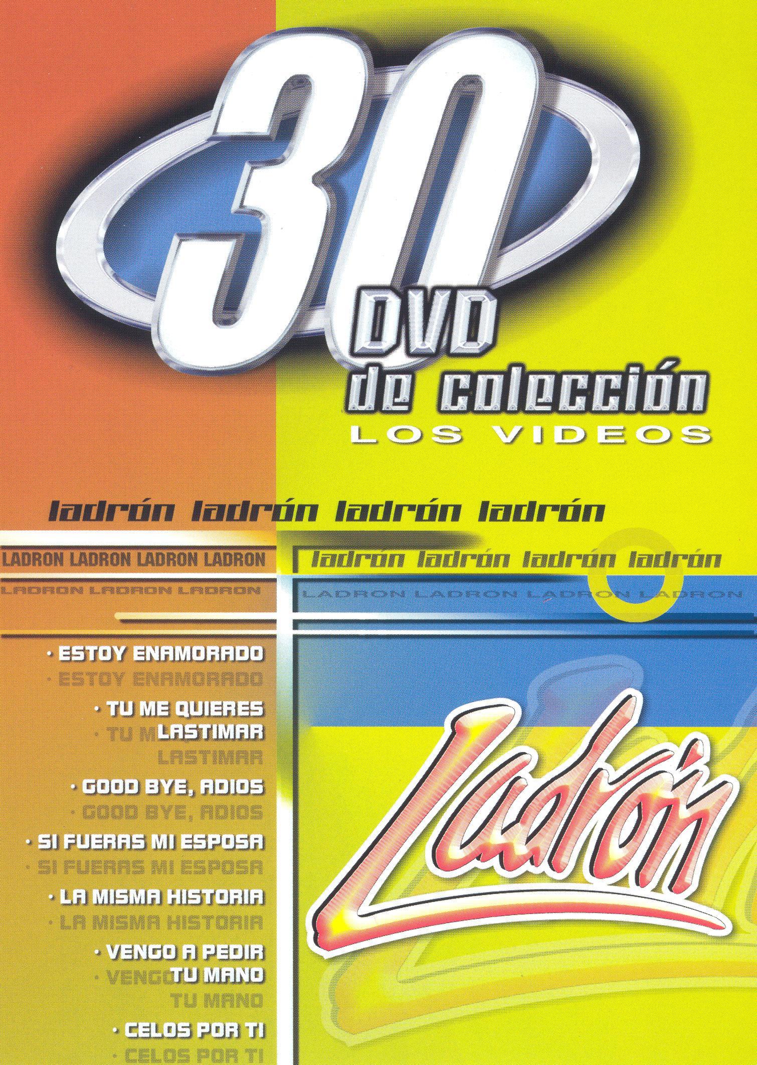Ladron: 30 DVD de Colección