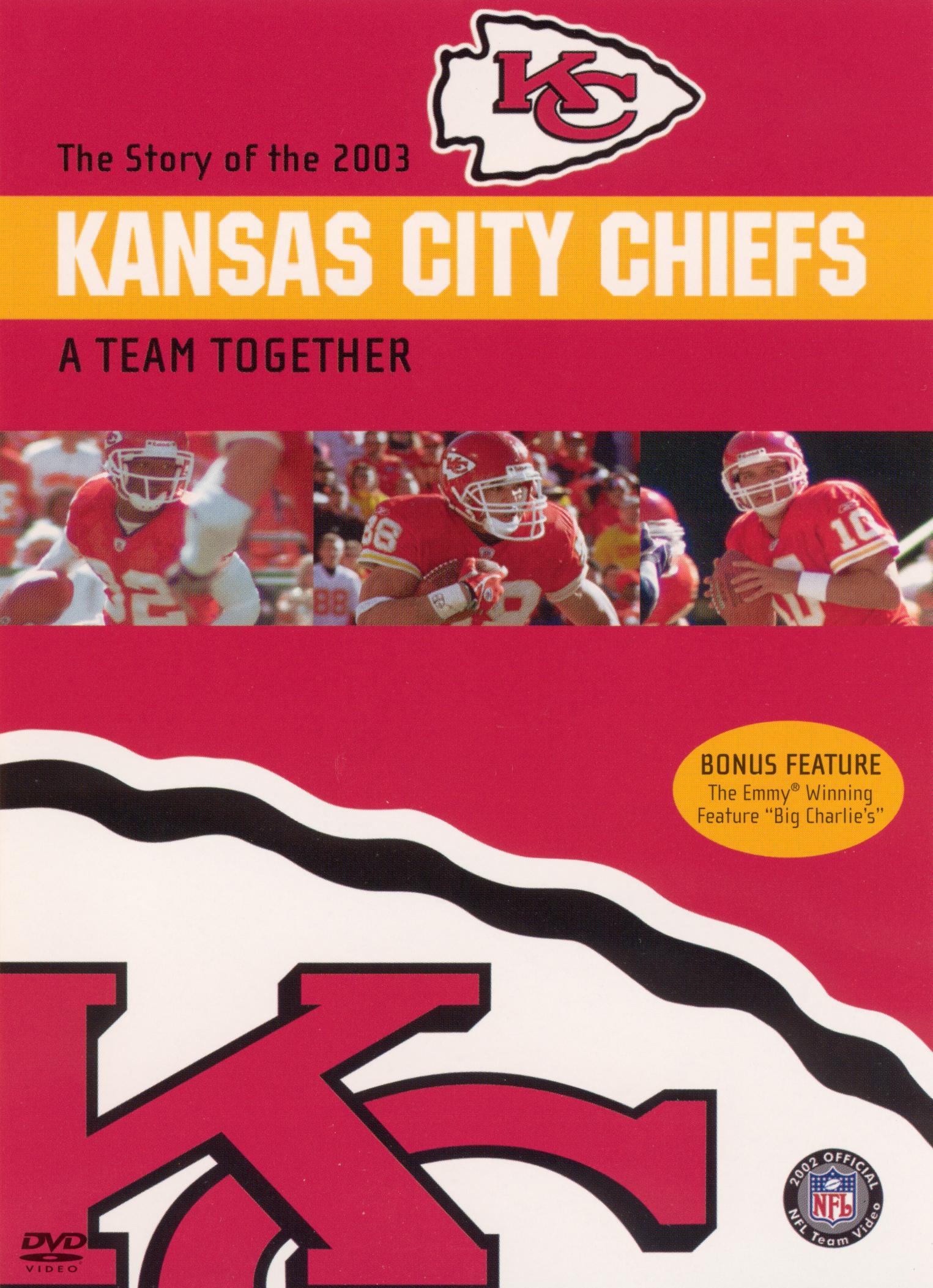 NFL: 2003 Kansas City Chiefs Team Video