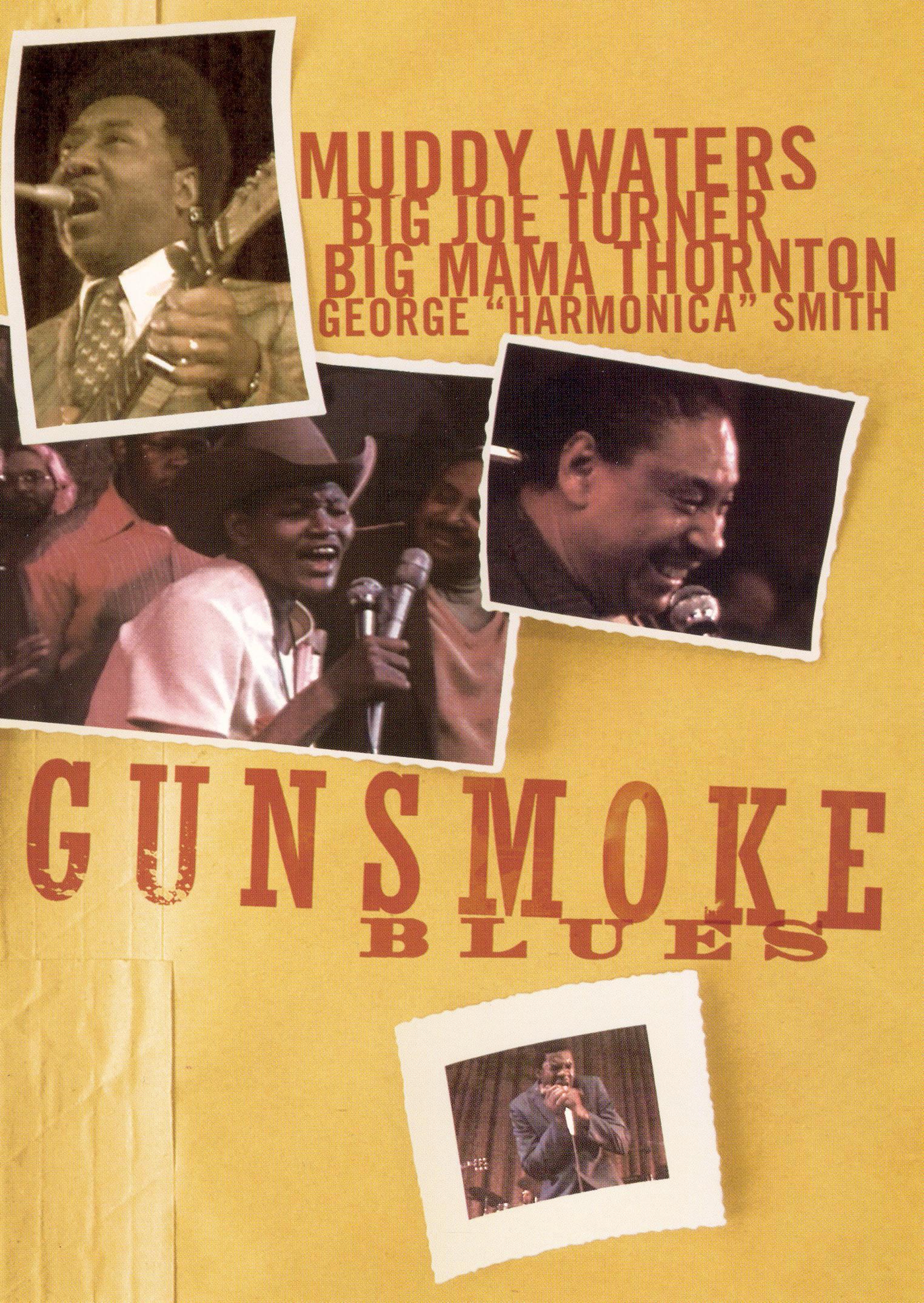 Gunsmoke Blues