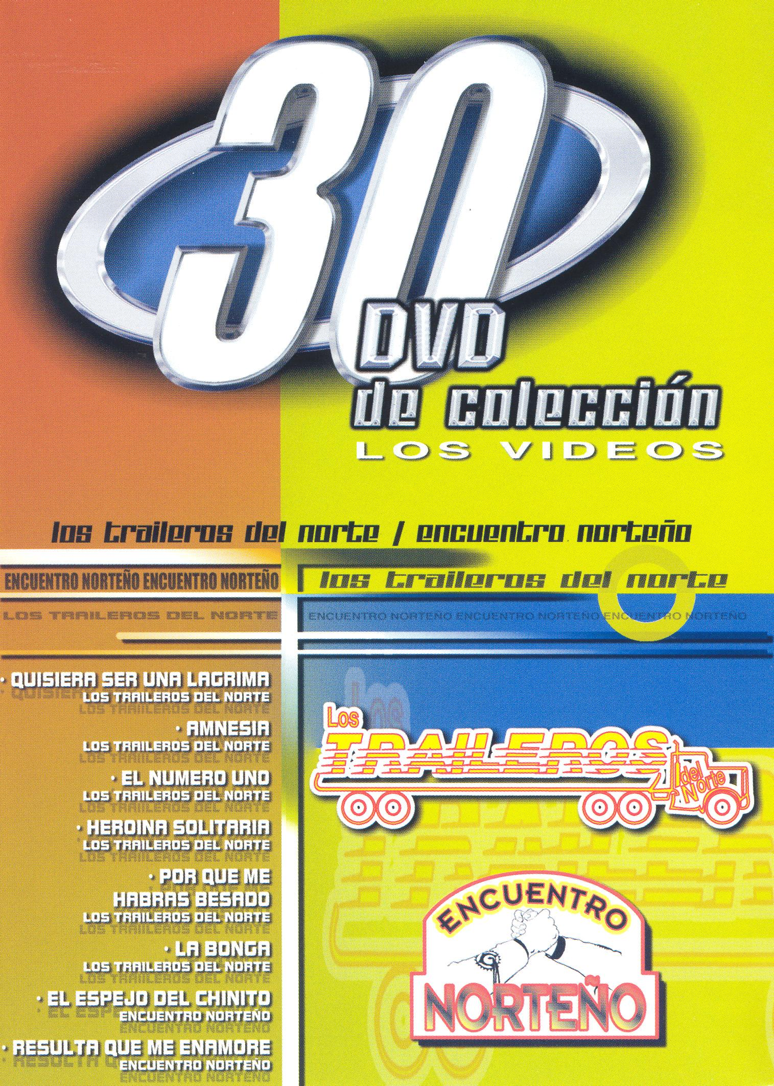 Traileros del Norte/Encuentro: 30 DVD de Coleccion
