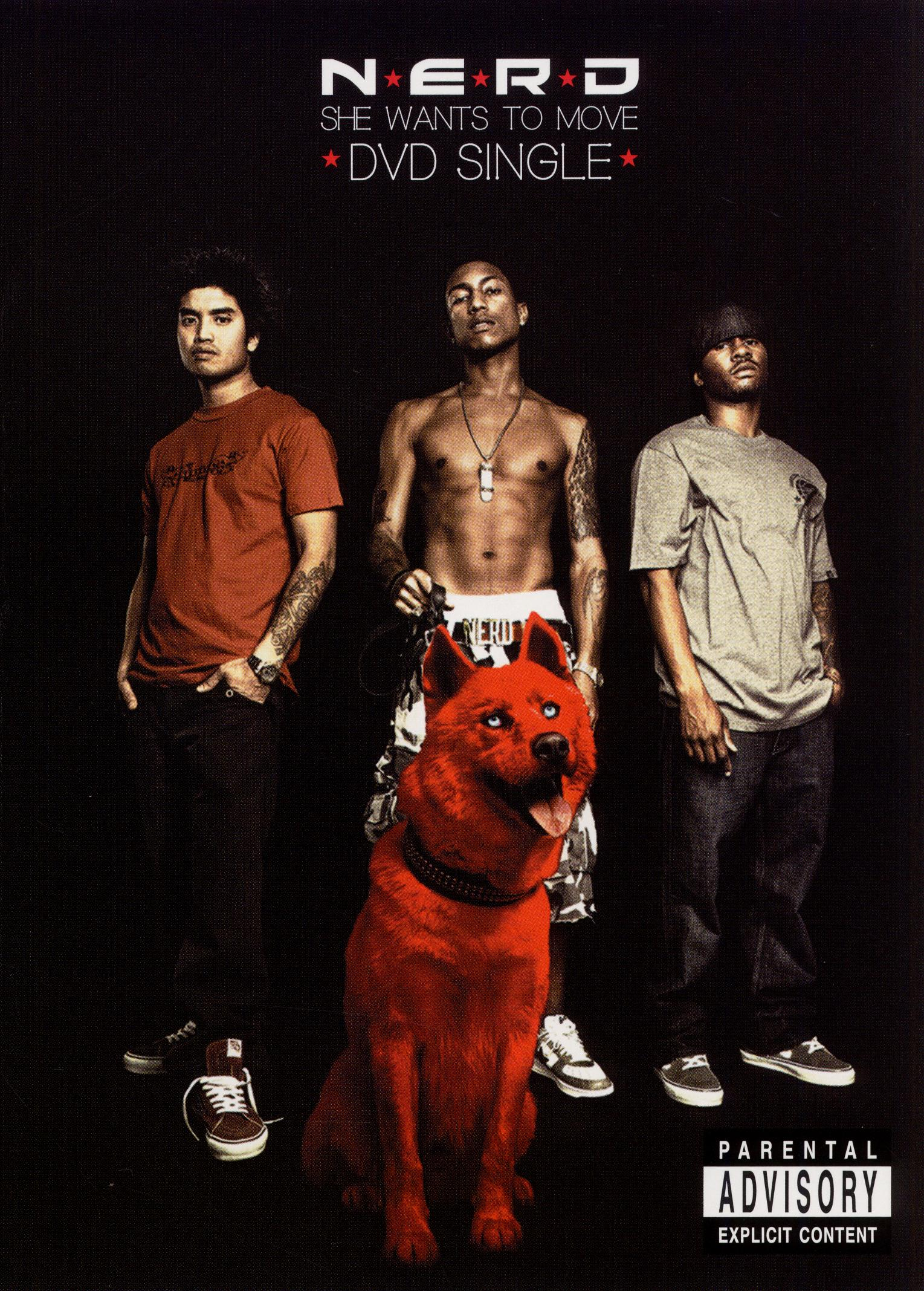 N.E.R.D.: She Wants to Move