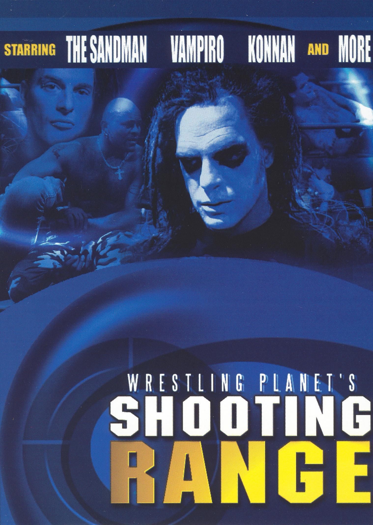 Wrestling Planet's Shooting Range