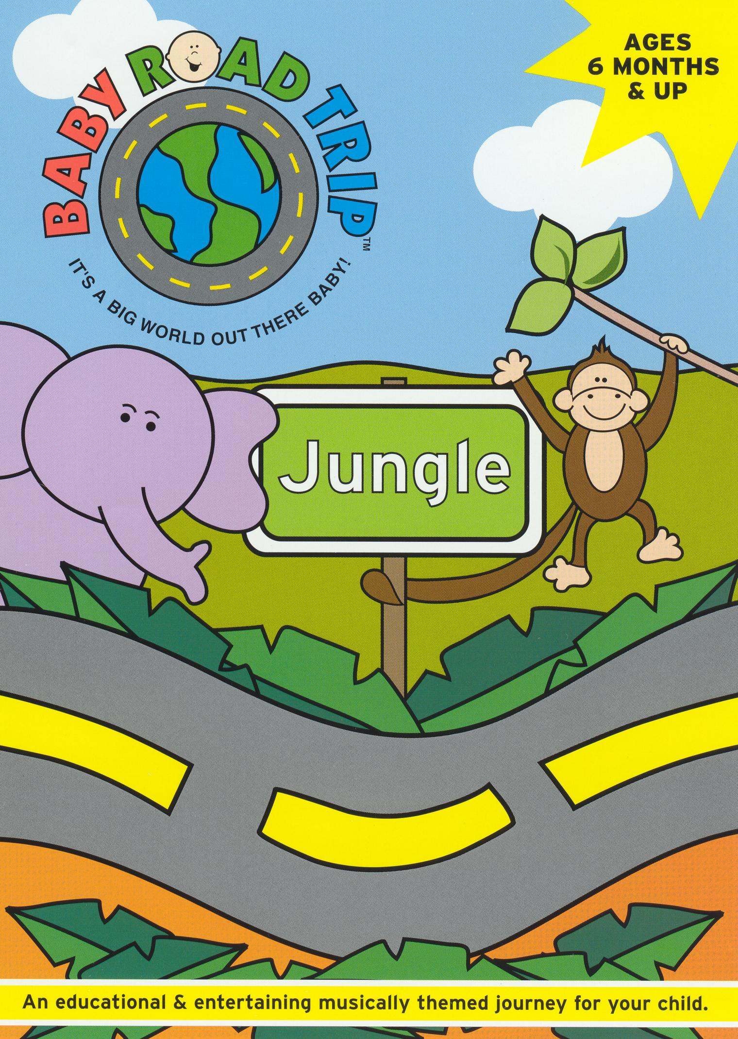 Baby Road Trip: Jungle