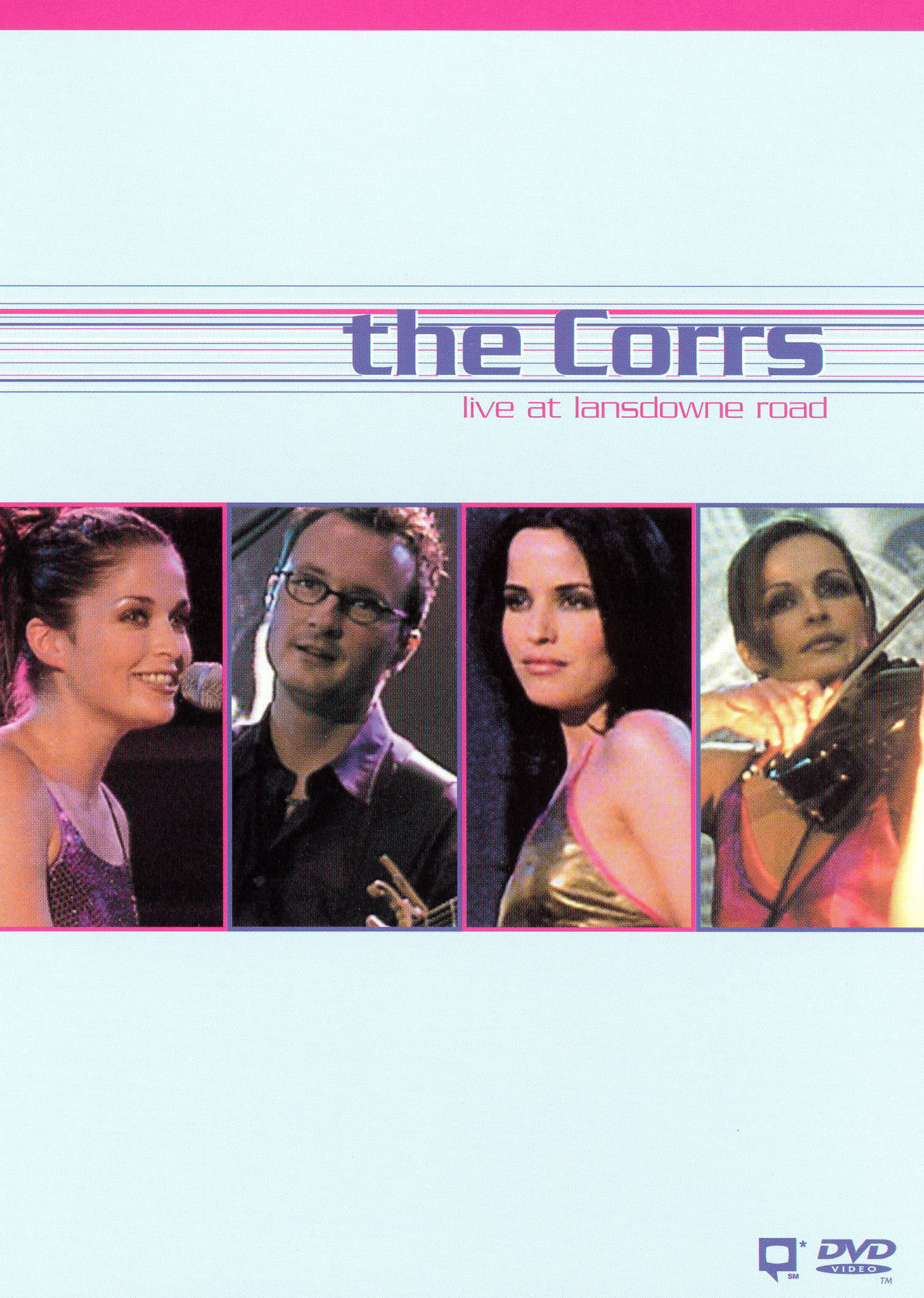 The Corrs: Live at Landsdowne Park