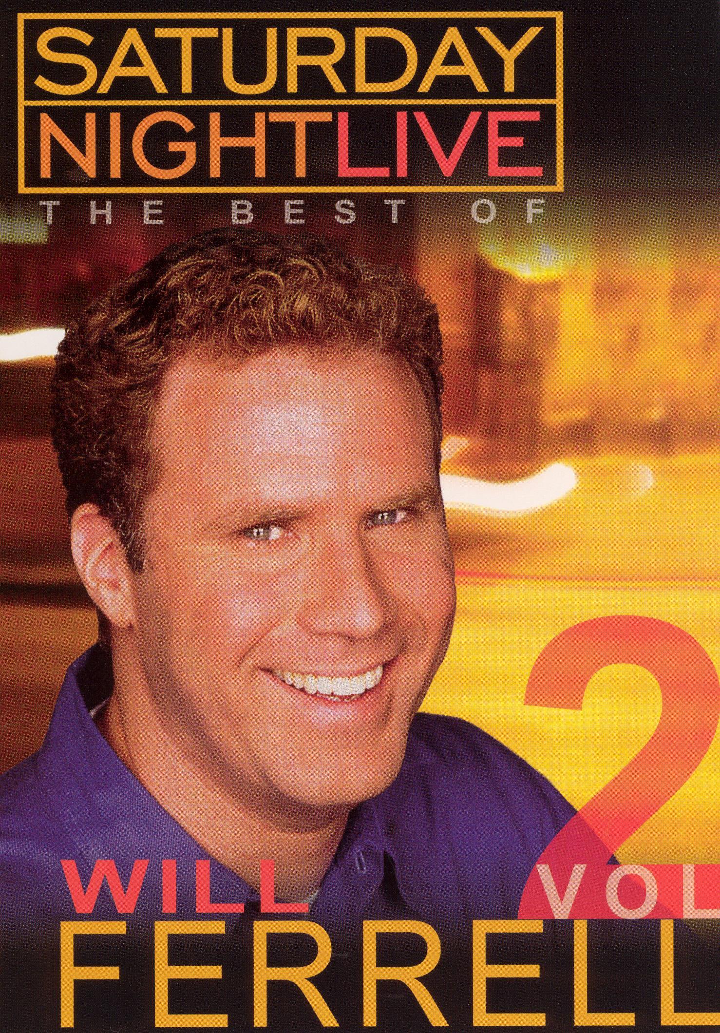 Saturday Night Live: The Best of Will Farrell, Vol. 2