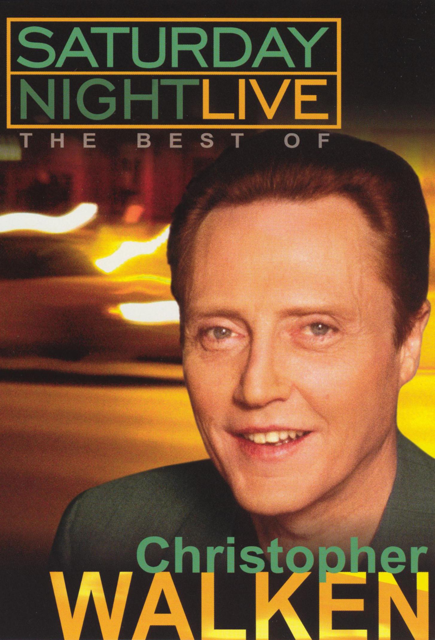 Saturday Night Live: The Best of Christopher Walken