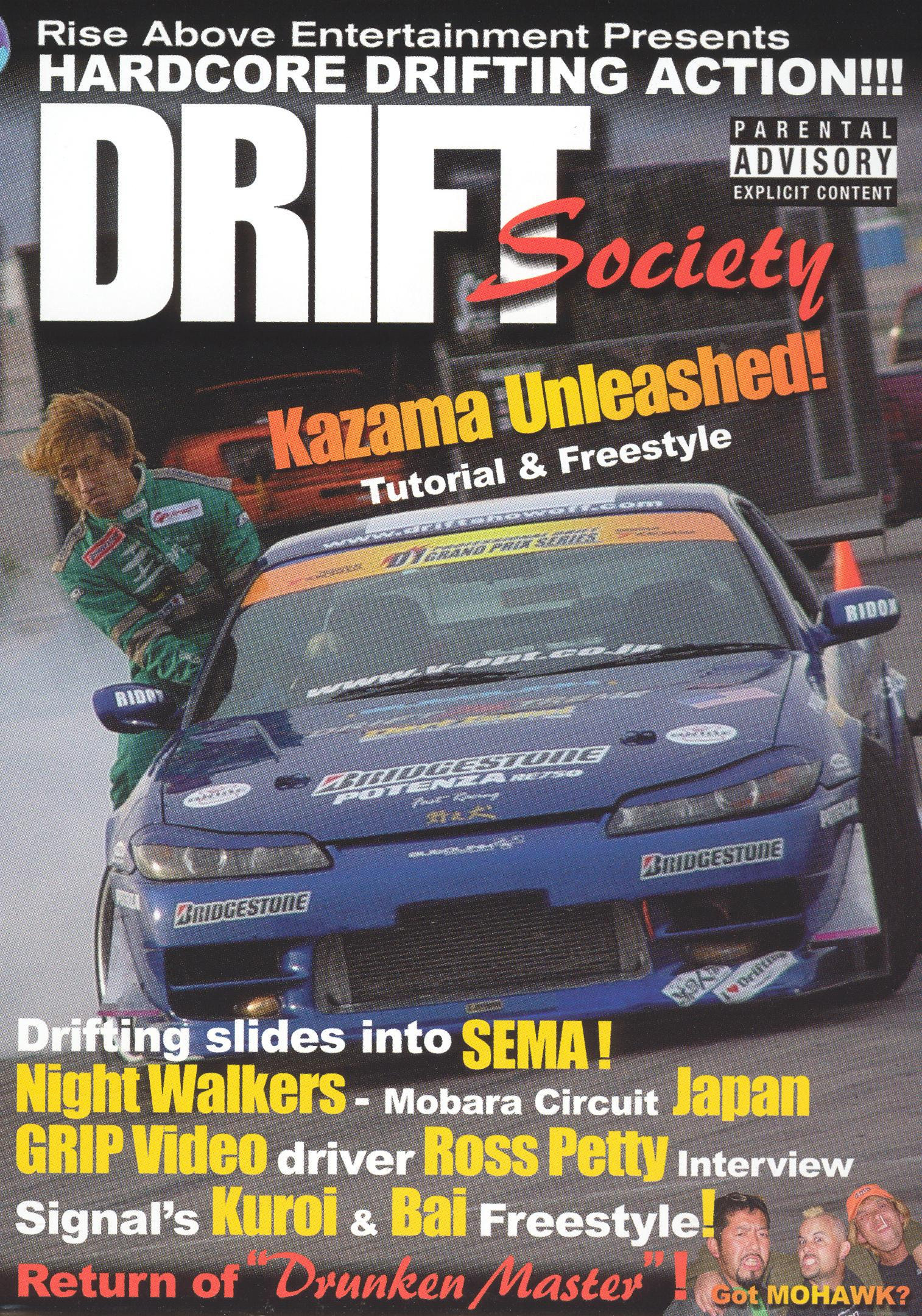Drift Society, Vol. 1