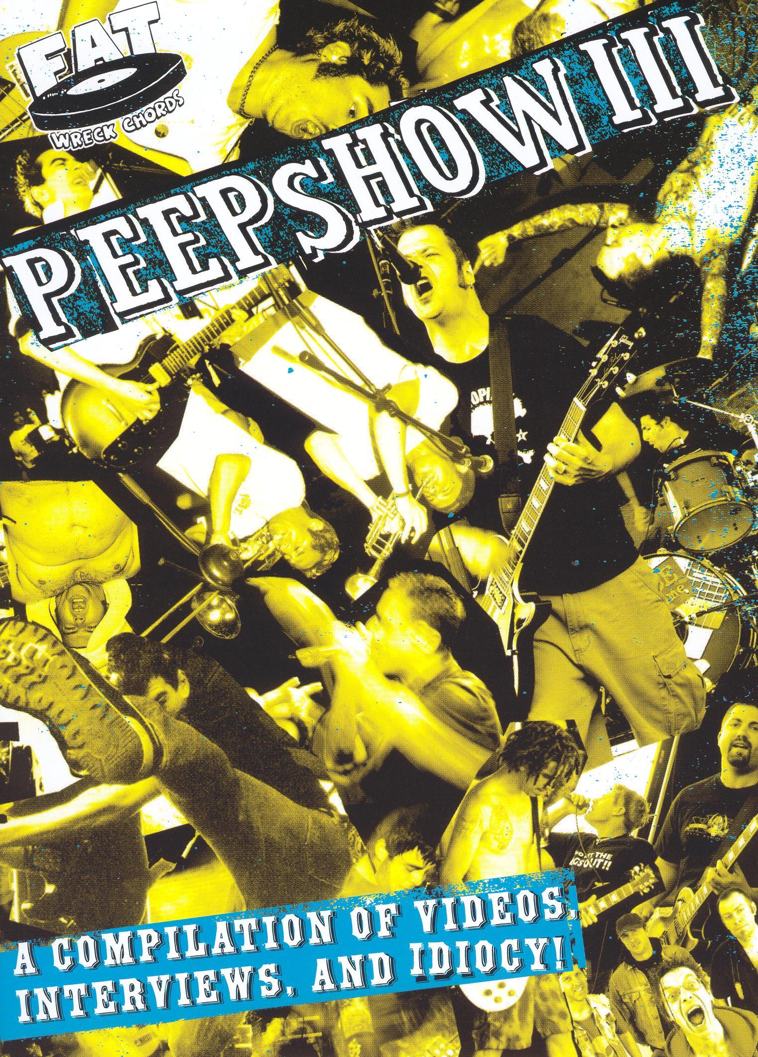 Peepshow, Vol. 3