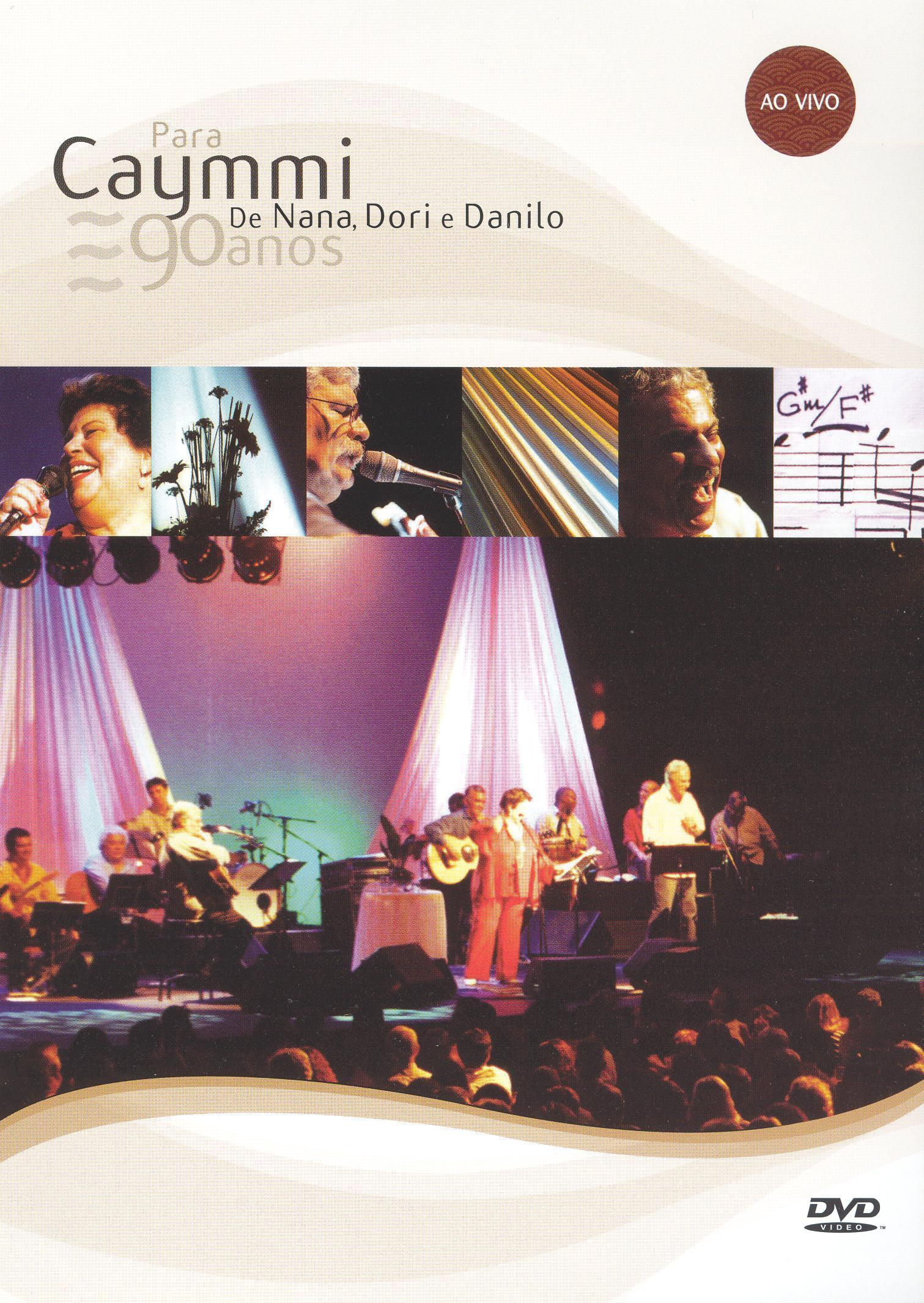 Nana Dori/Danilo Caymmi: Para Caymmi