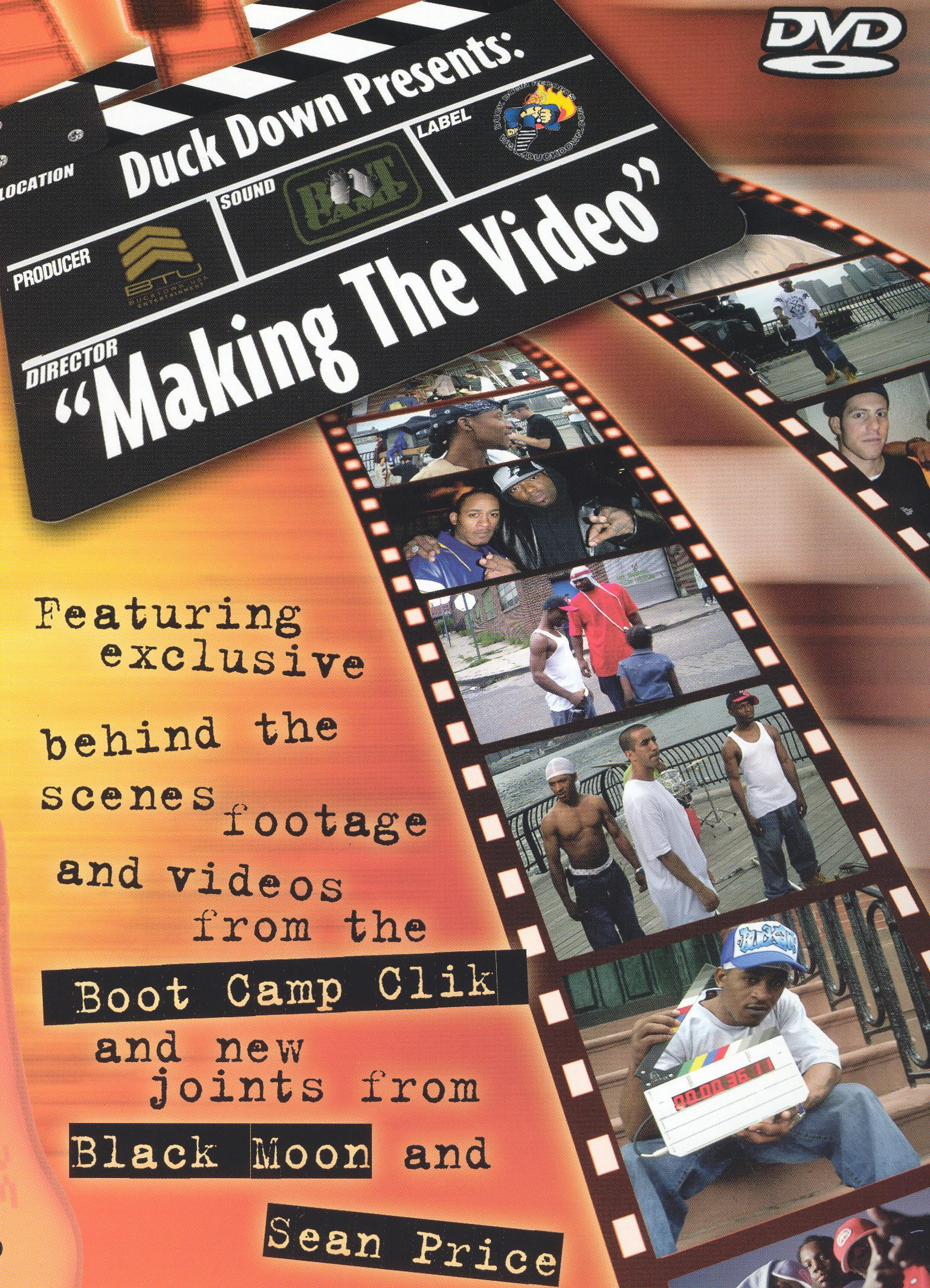 Duck Down Presents: Making The Video