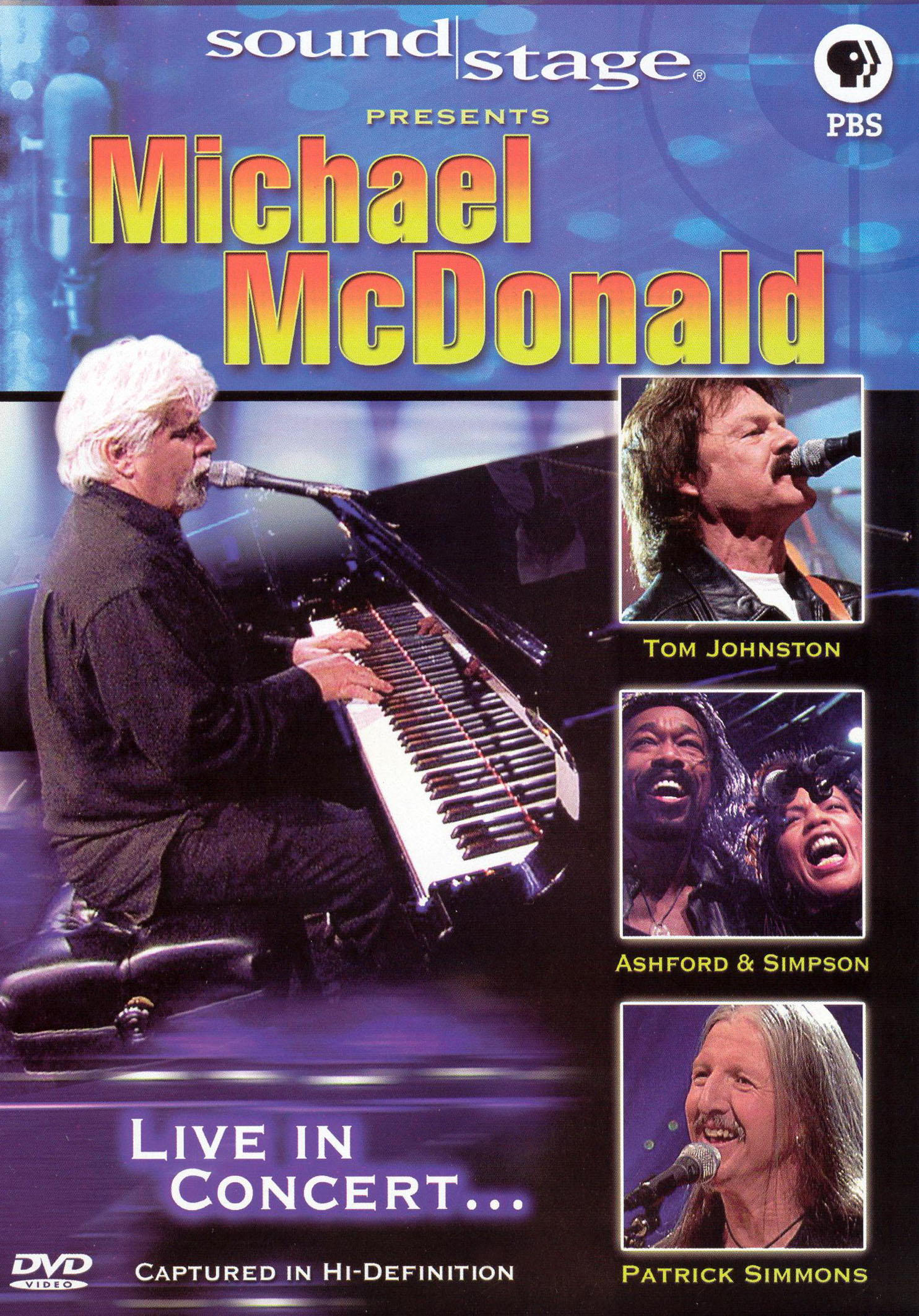 Soundstage: Michael McDonald and Special Guests