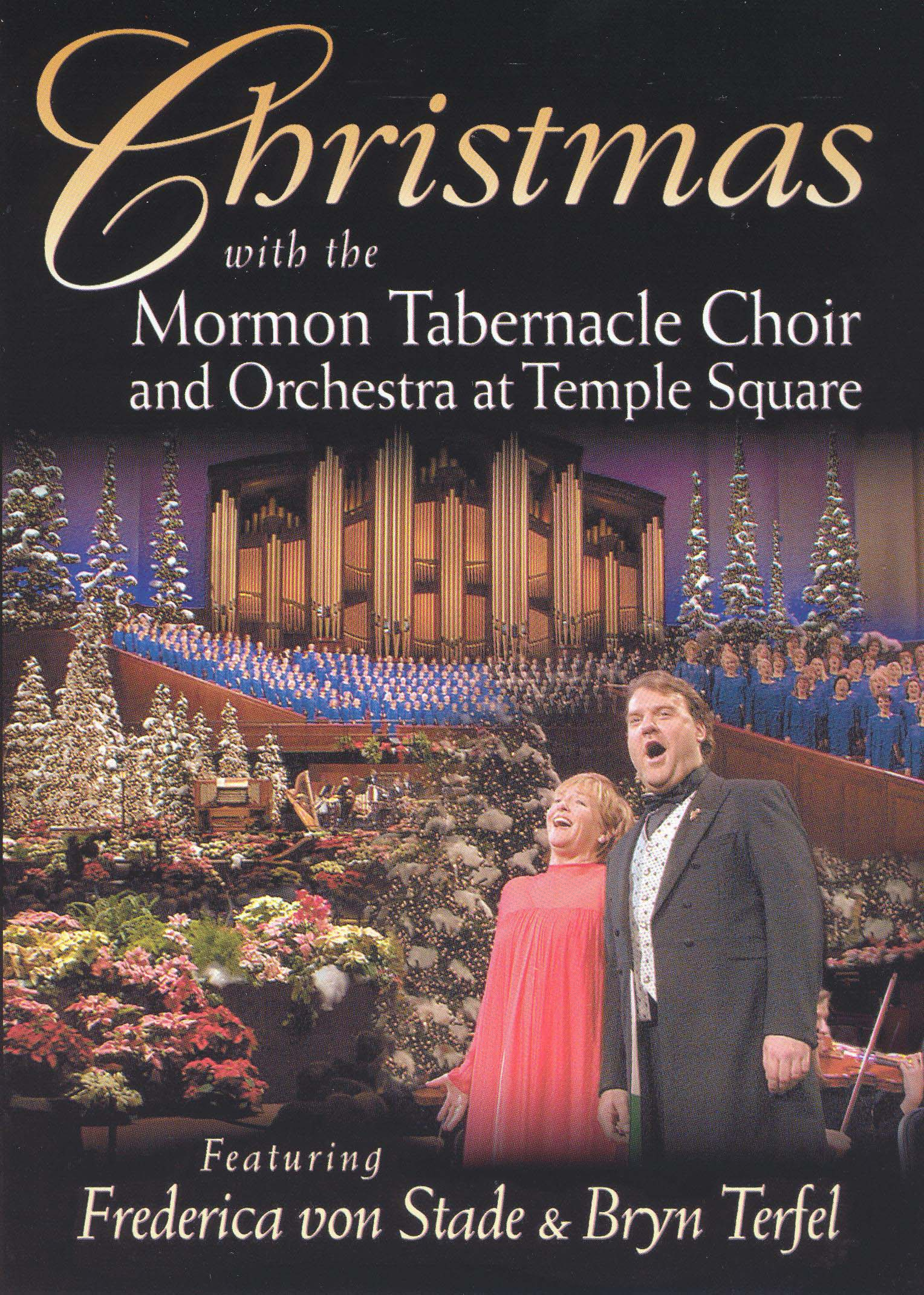 Christmas With the Mormon Tabernacle Choir and Orchestra at Temple Square, Vol. 1