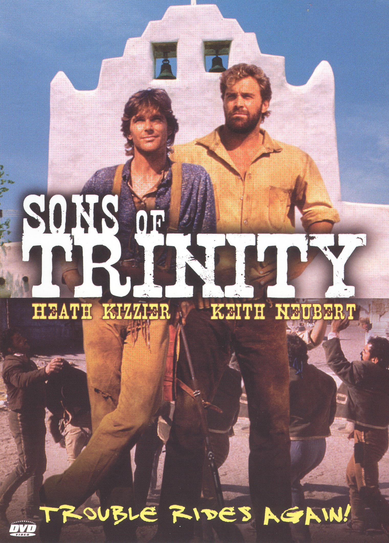 sons of trinity 1995 enzo barboni cast and crew