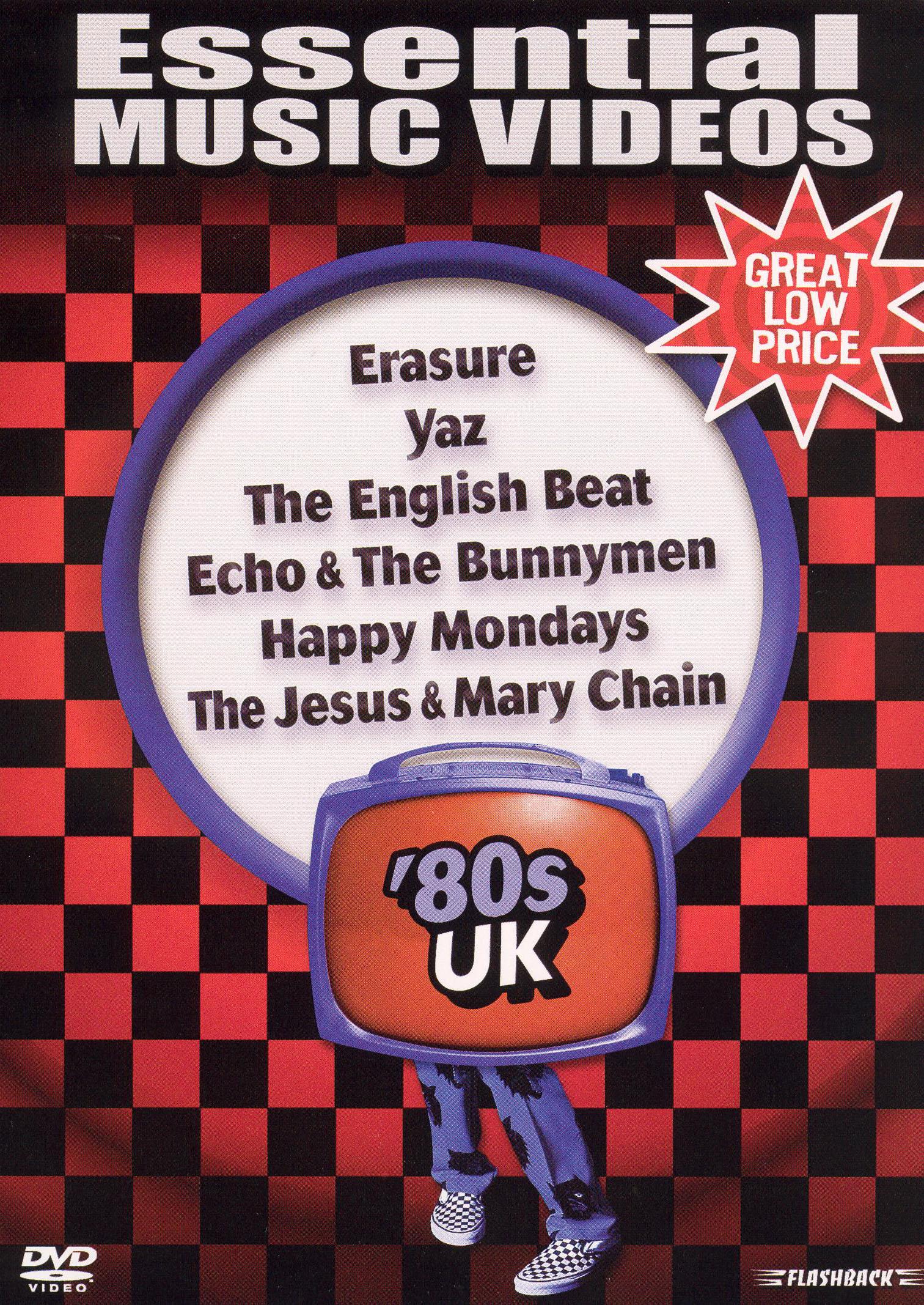 Essential Music Videos: '80s UK
