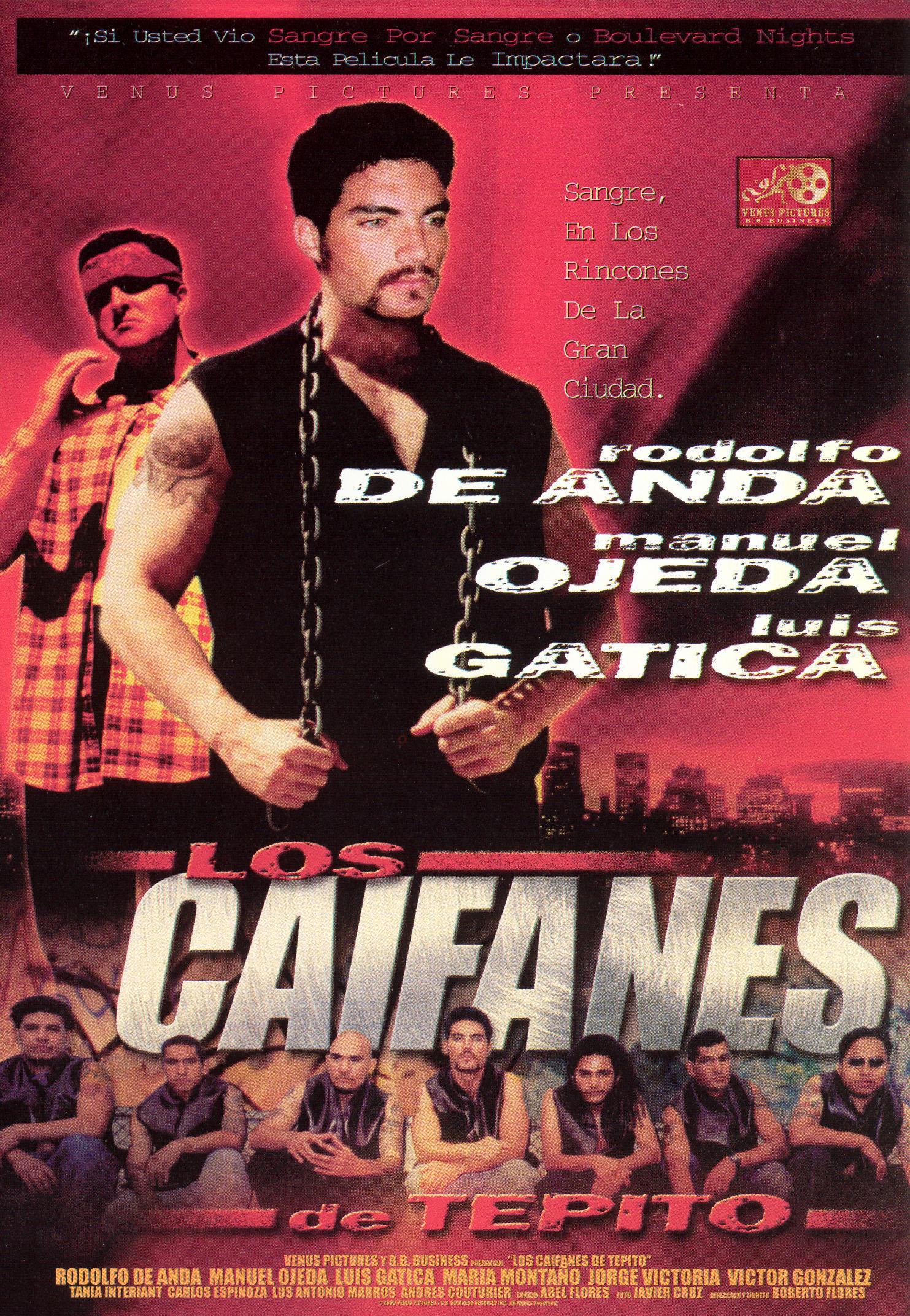 Los Caifanes De Tepito