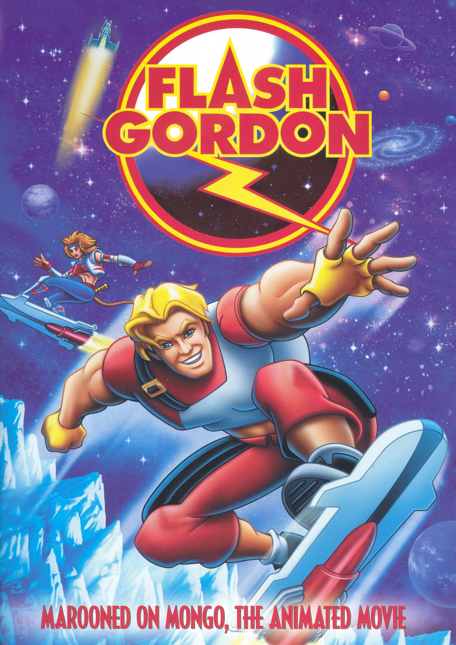 Flash Gordon: Marooned On Mongo - The Animated Movie