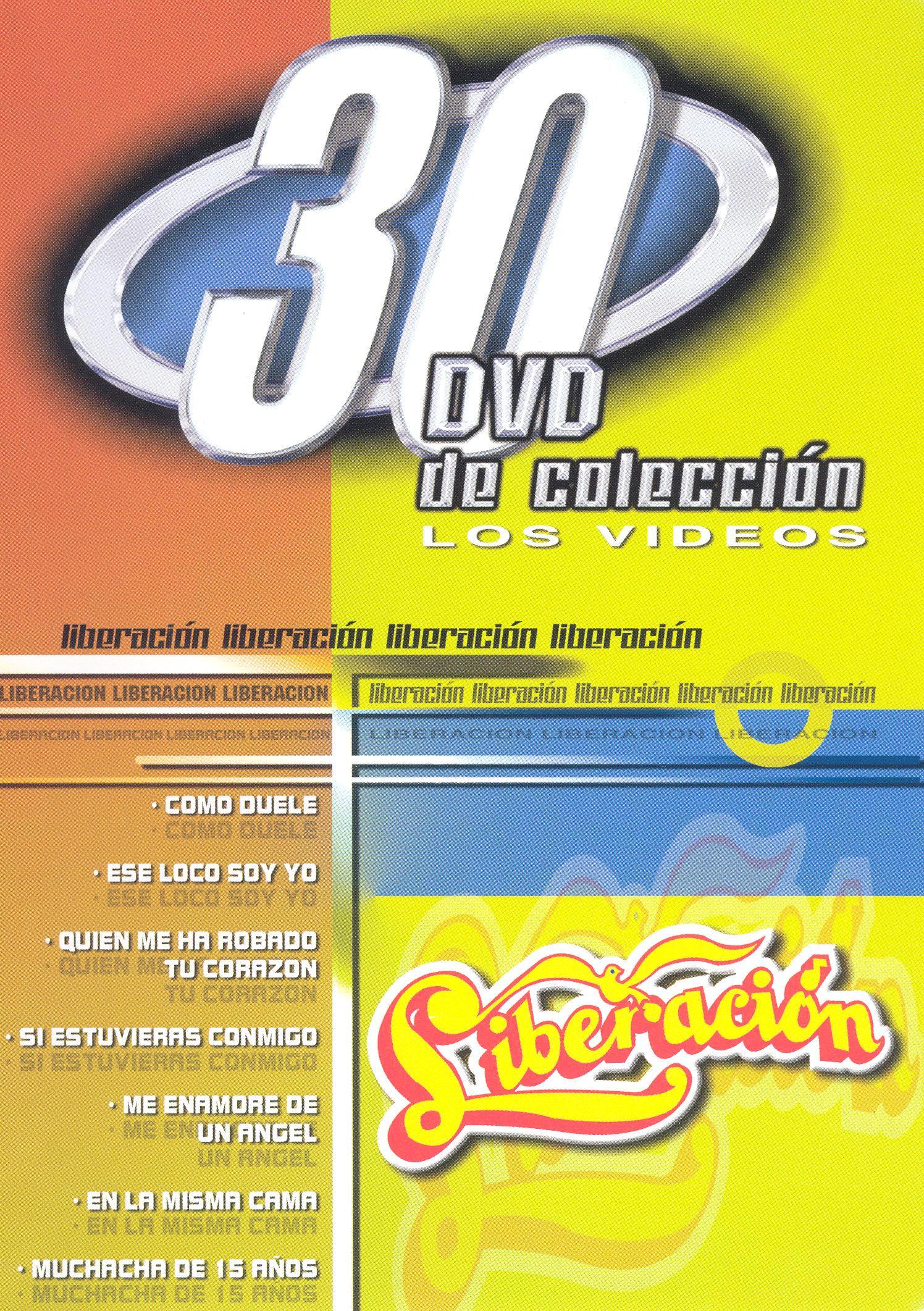 Liberación: 30 DVD De Coleccion