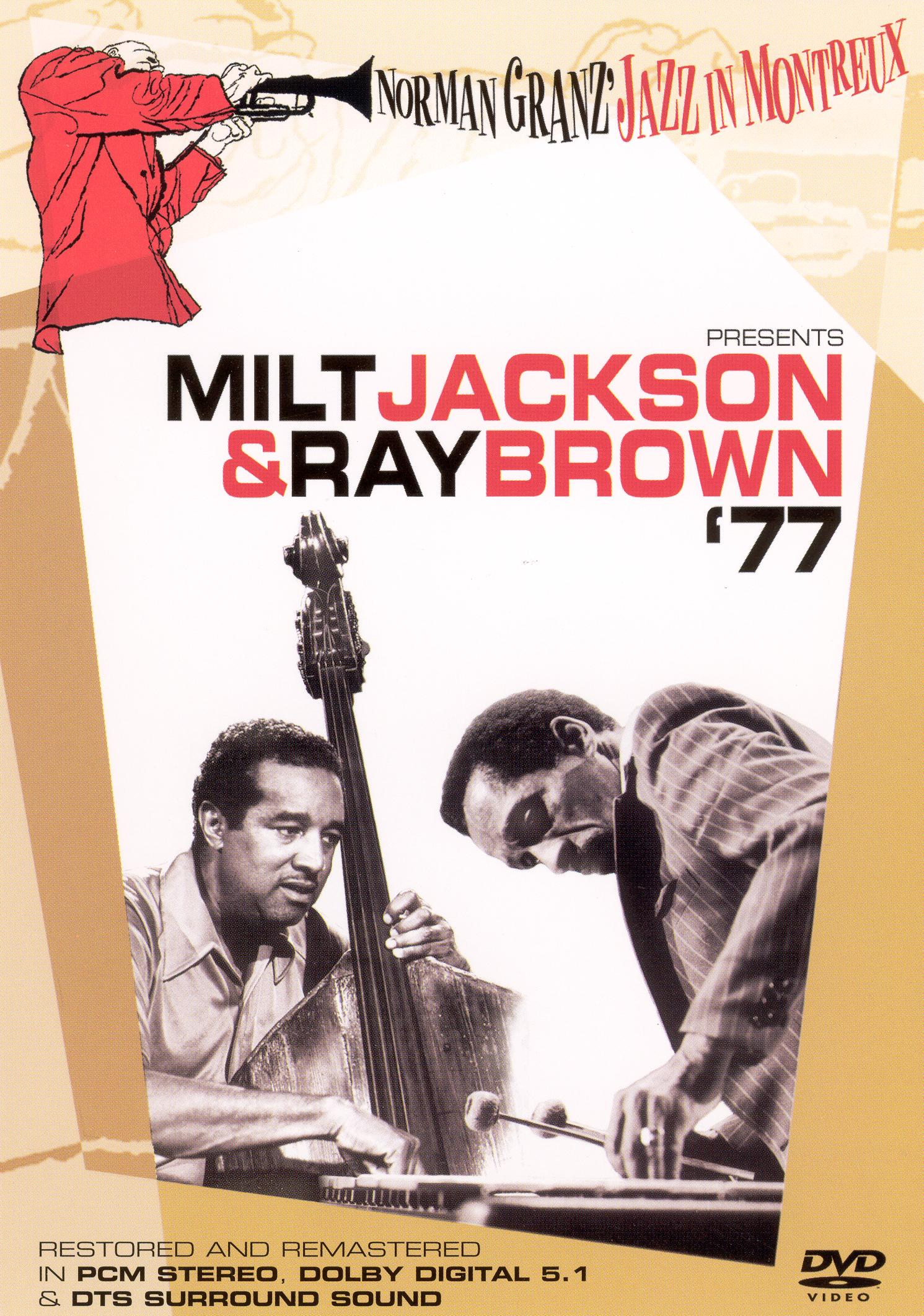 Norman Granz' Jazz In Montreux: Milt Jackson and Ray Brown '77