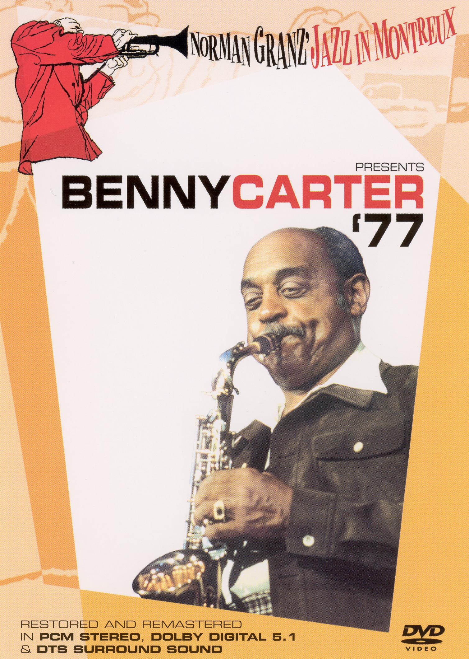 Norman Granz' Jazz in Montreux: Benny Carter '77