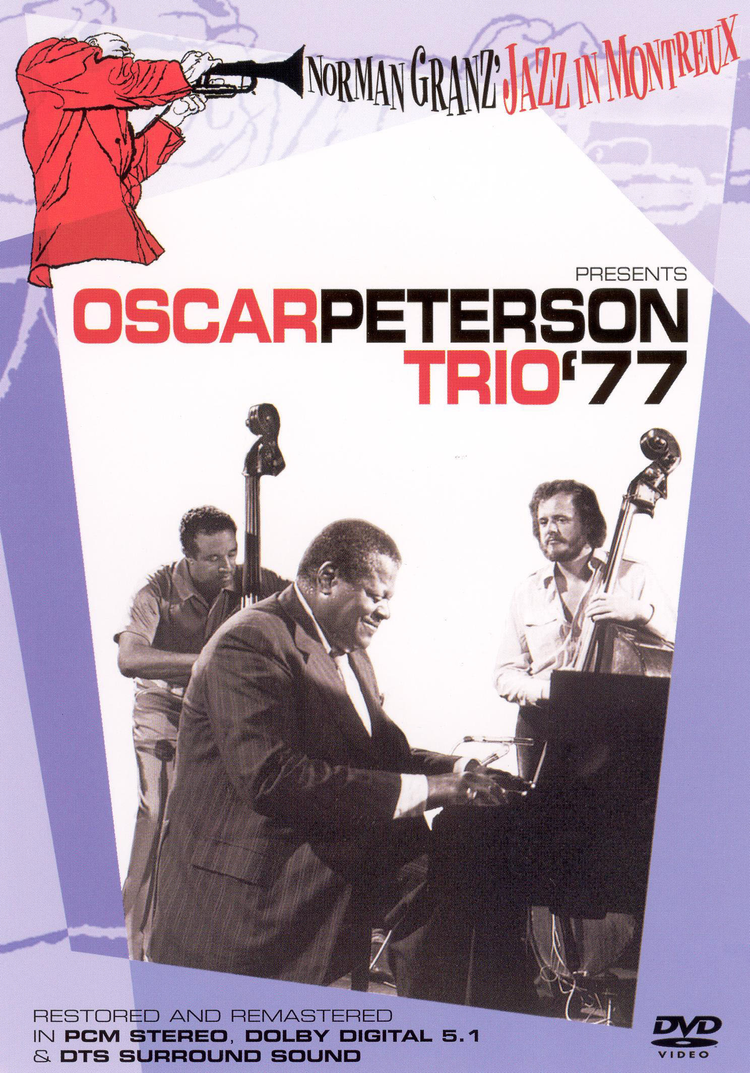 Norman Granz' Jazz in Montreux: Oscar Peterson Trio '77