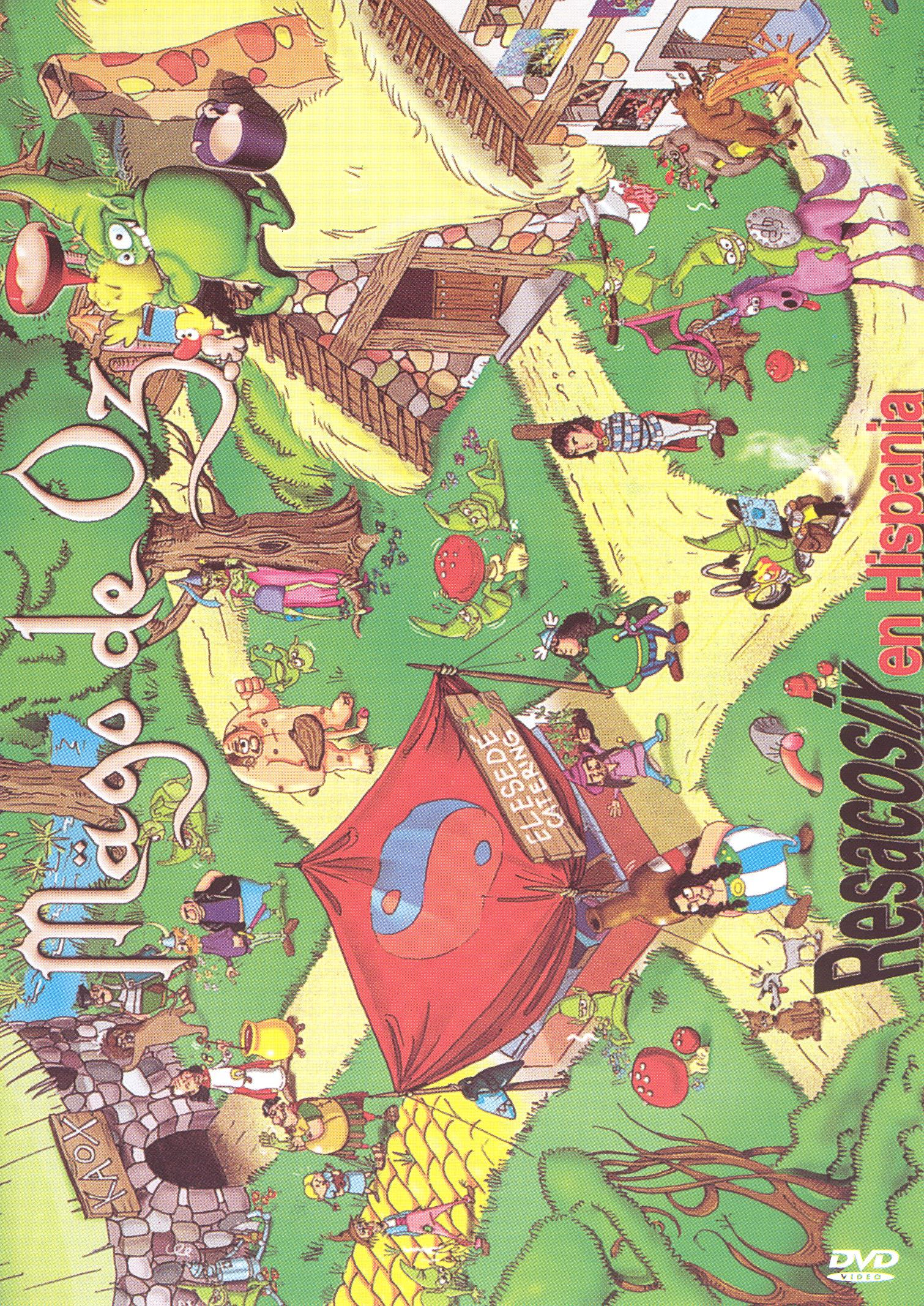 Mägo de Oz: Resacosix en Hispania