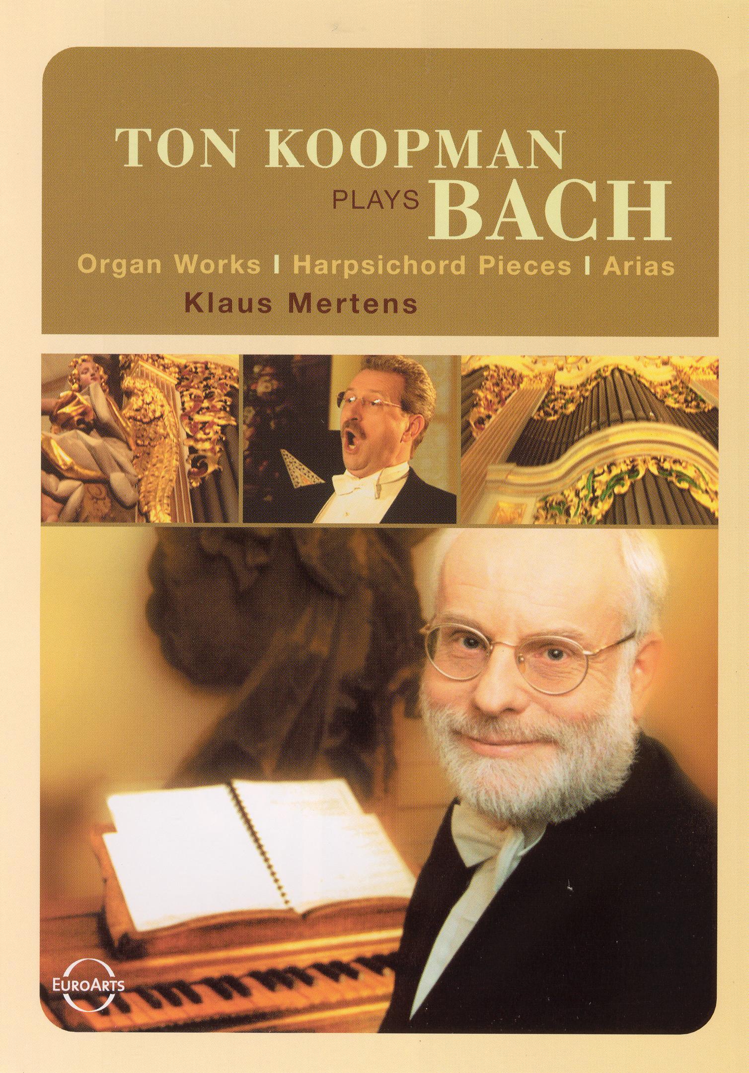 Ton Koopman Plays Bach