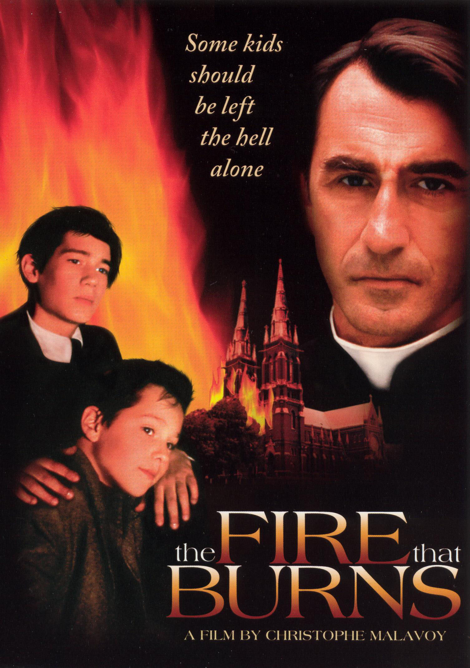 The Fire That Burns