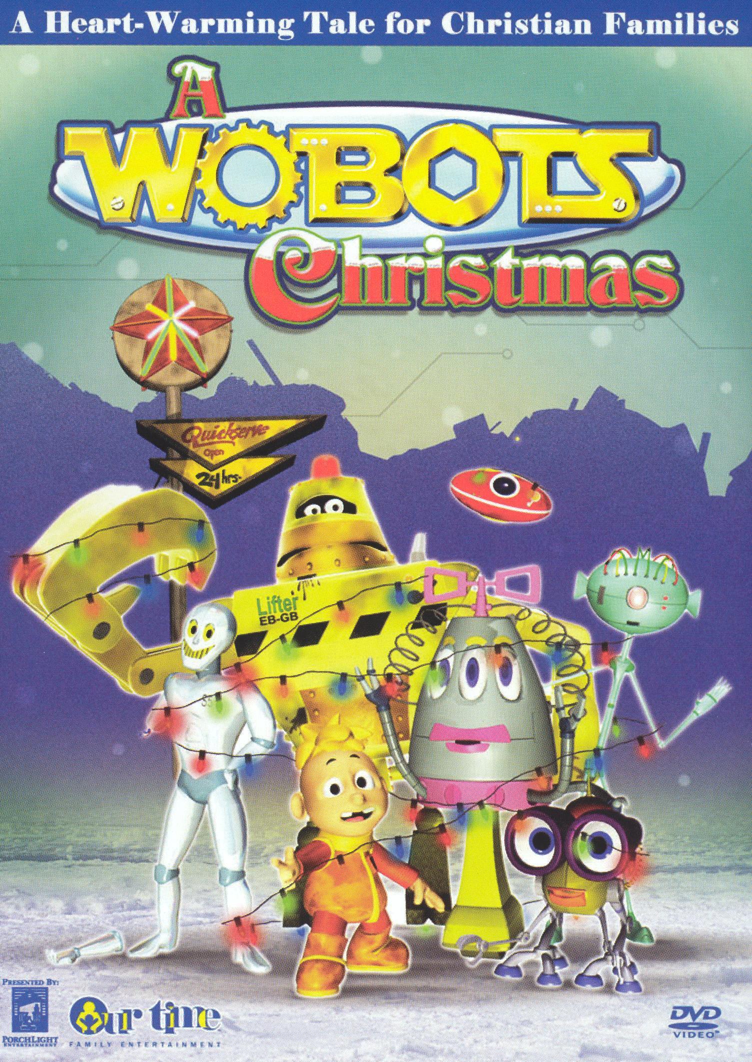 A Wobot's Christmas