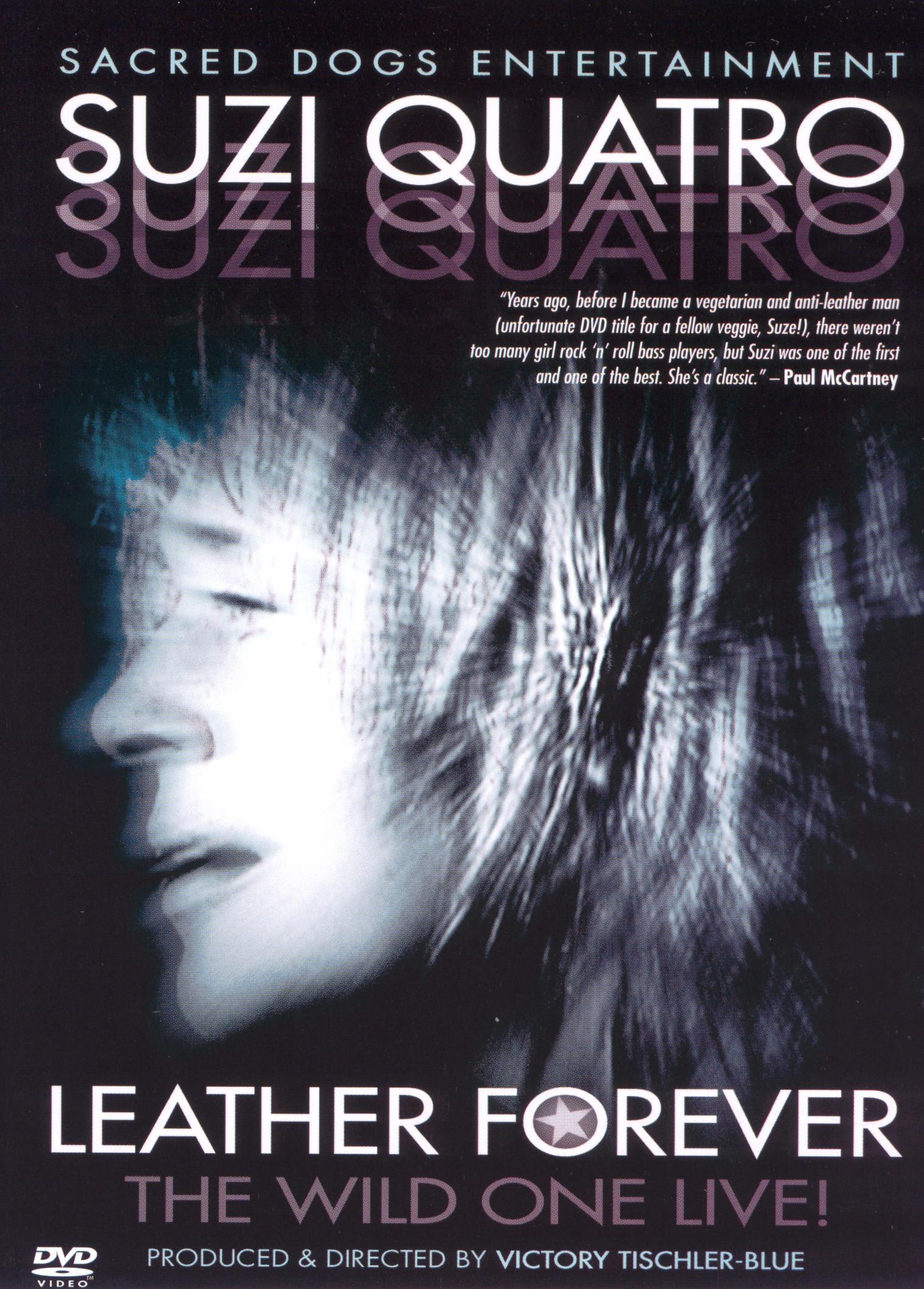 Suzi Quatro: Leather Forever