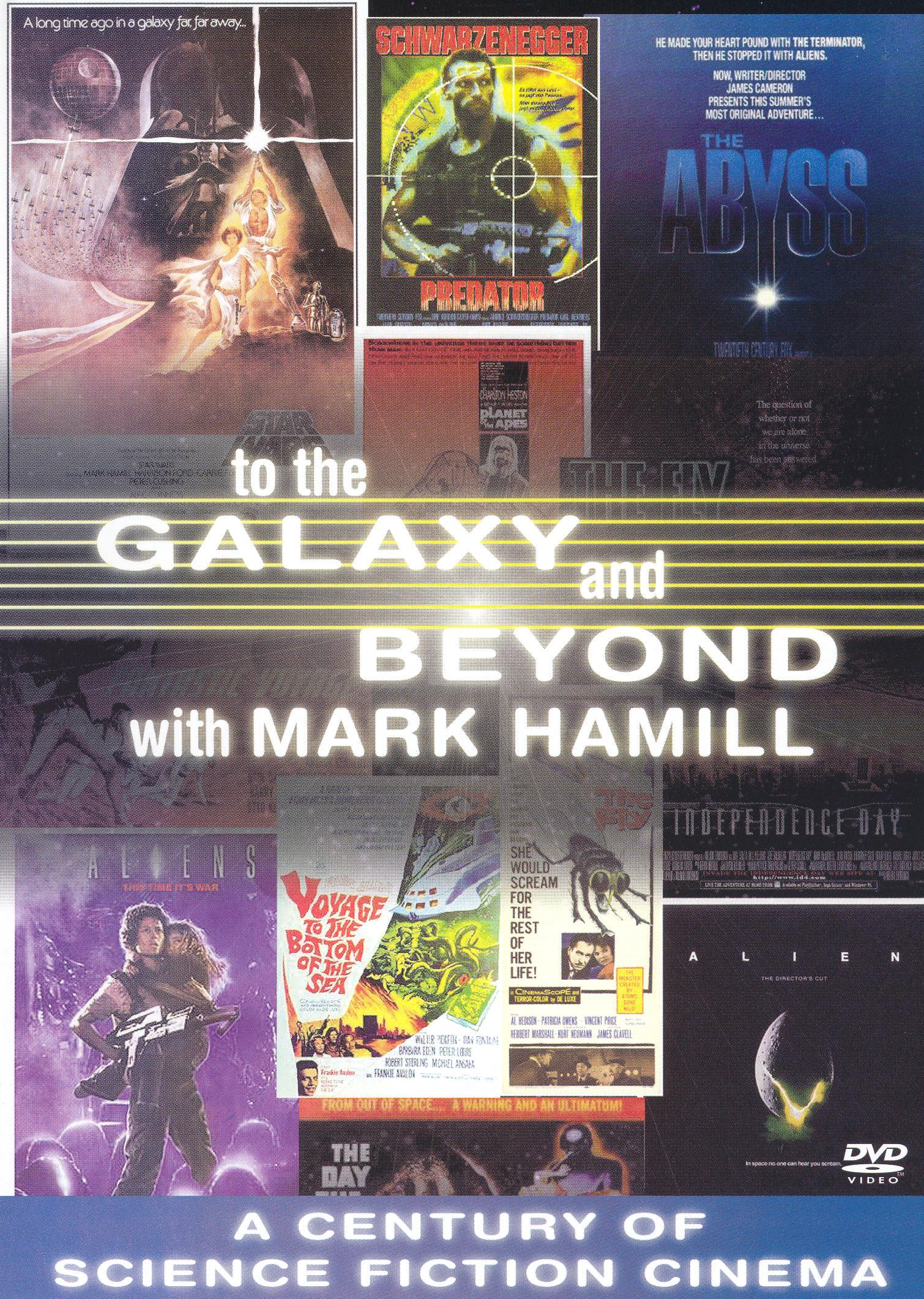To the Galaxy and Beyond with Mark Hamill: A Century of Science Fiction
