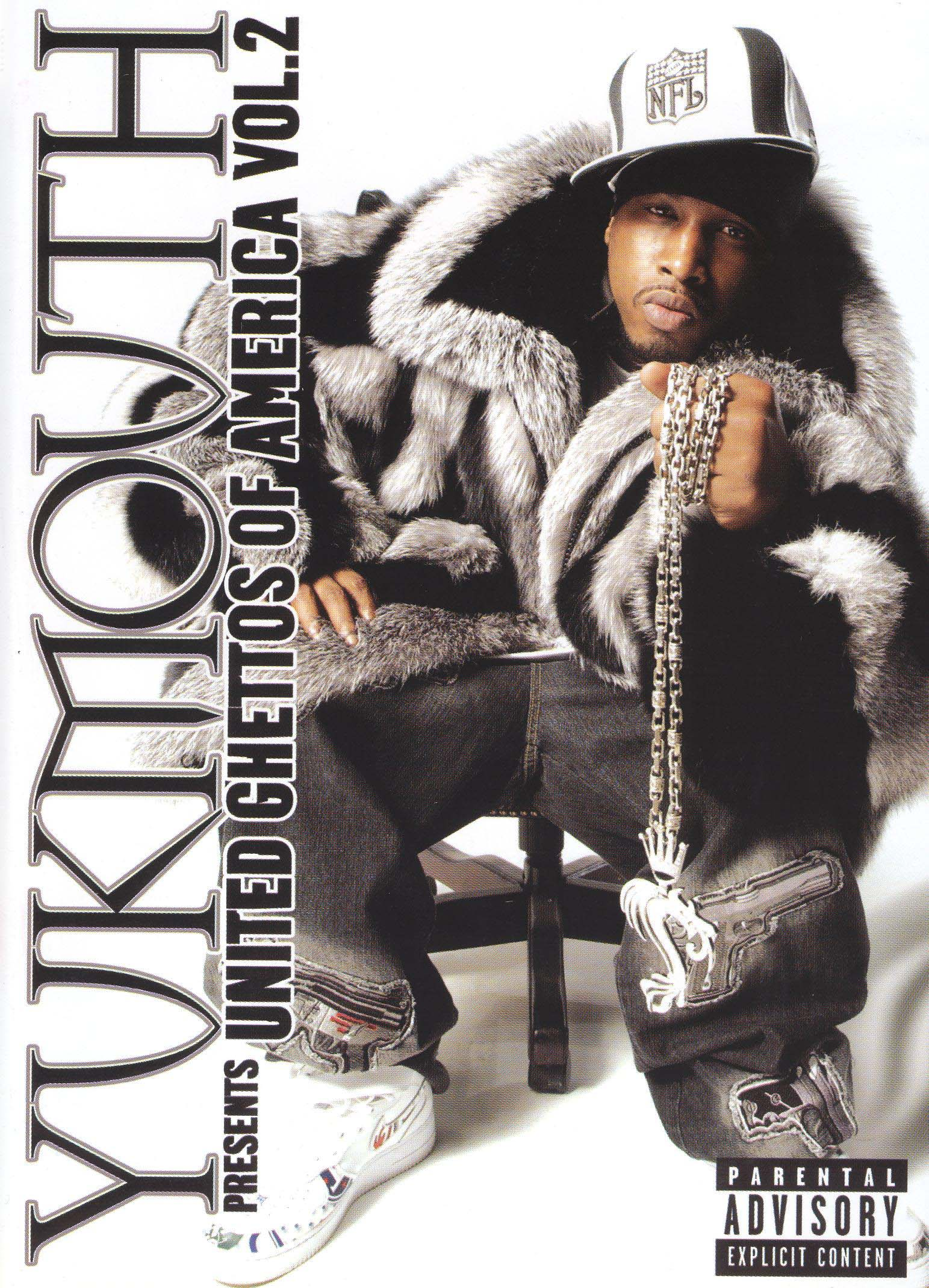 Yukmouth Presents: United Ghettos of America, Vol. 2