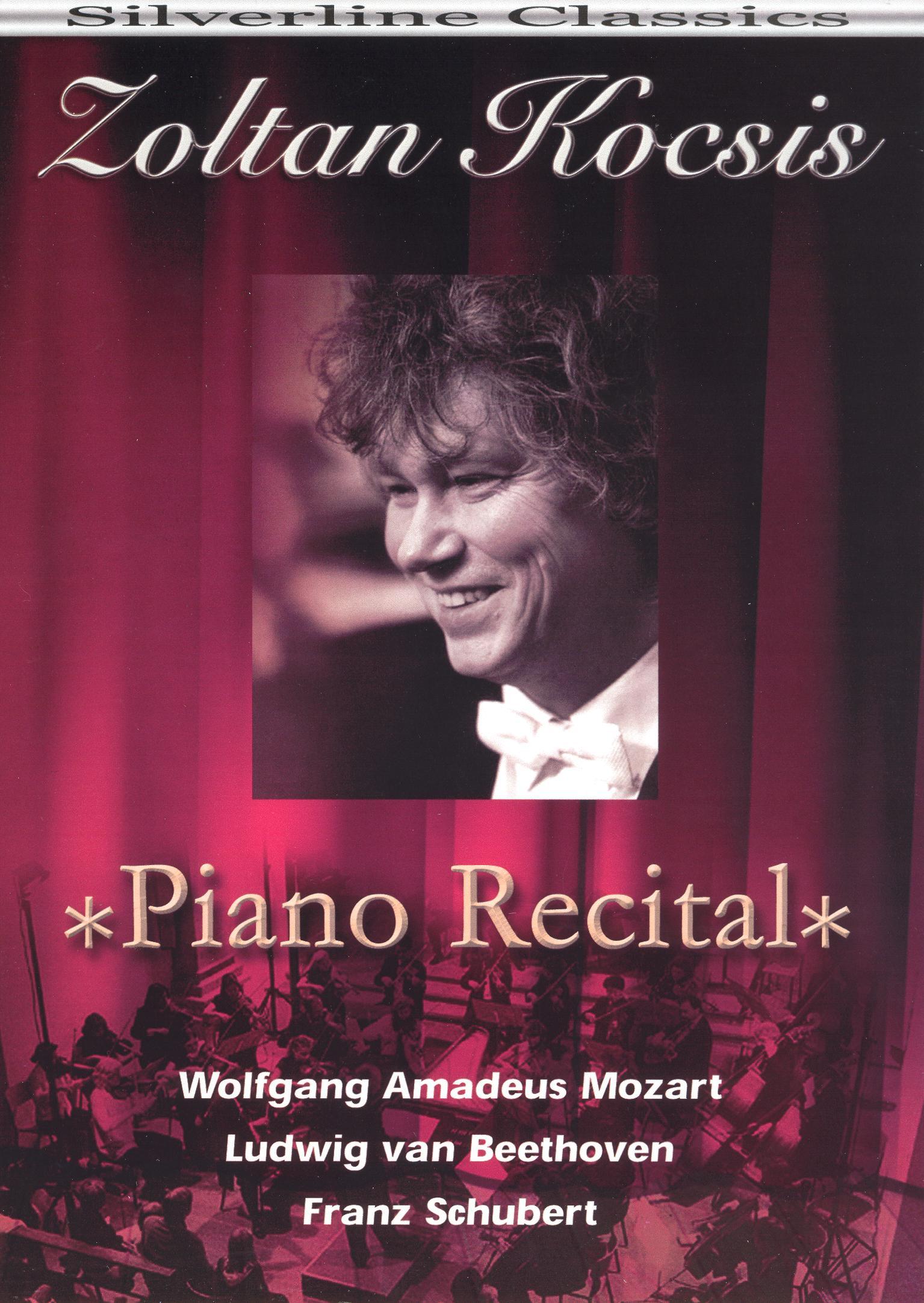 Zoltan Kocsis: Piano Recital