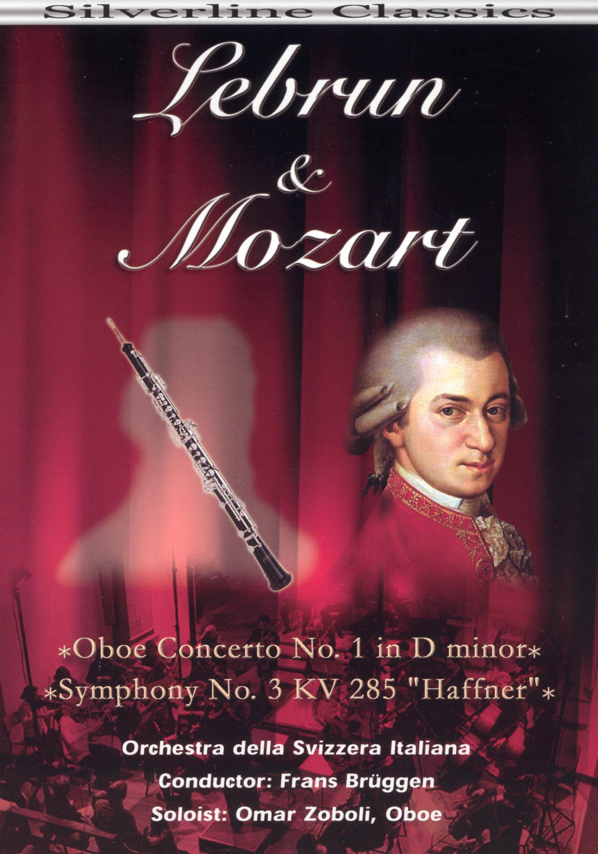 Orchestra della Svizzera Italiana: Lebrun & Mozart