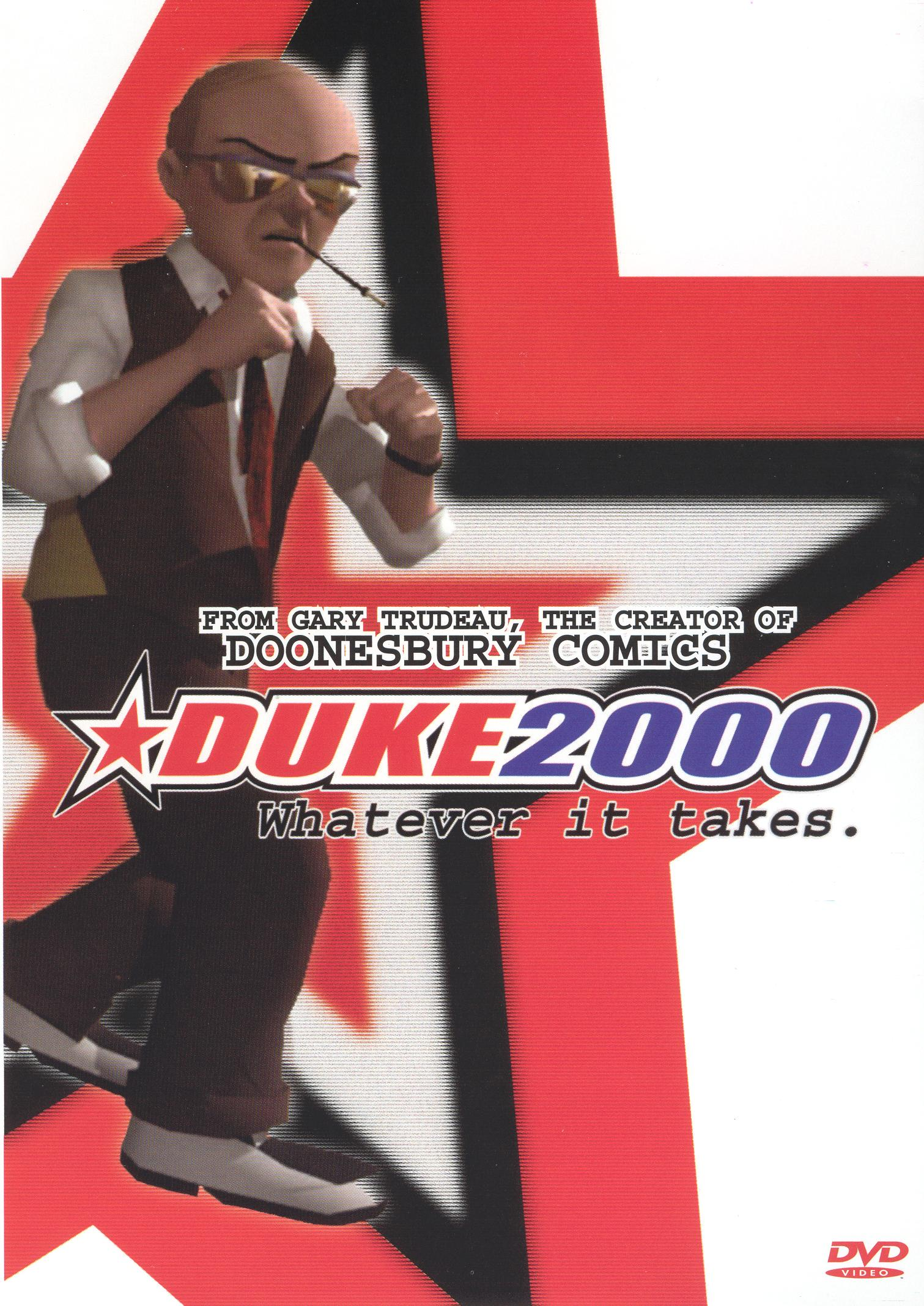 Duke 2000: Whatever it Takes