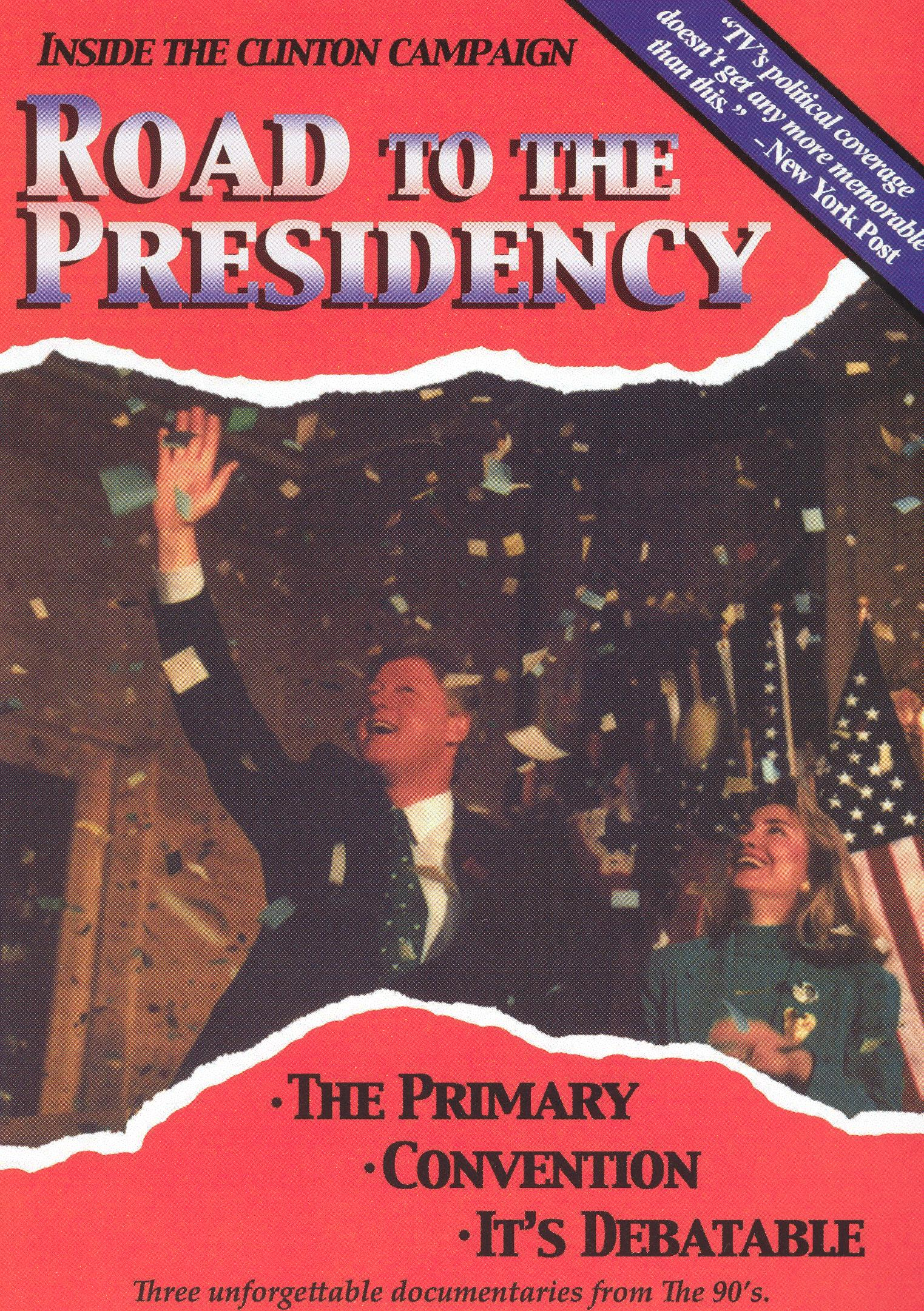 Road to the Presidency