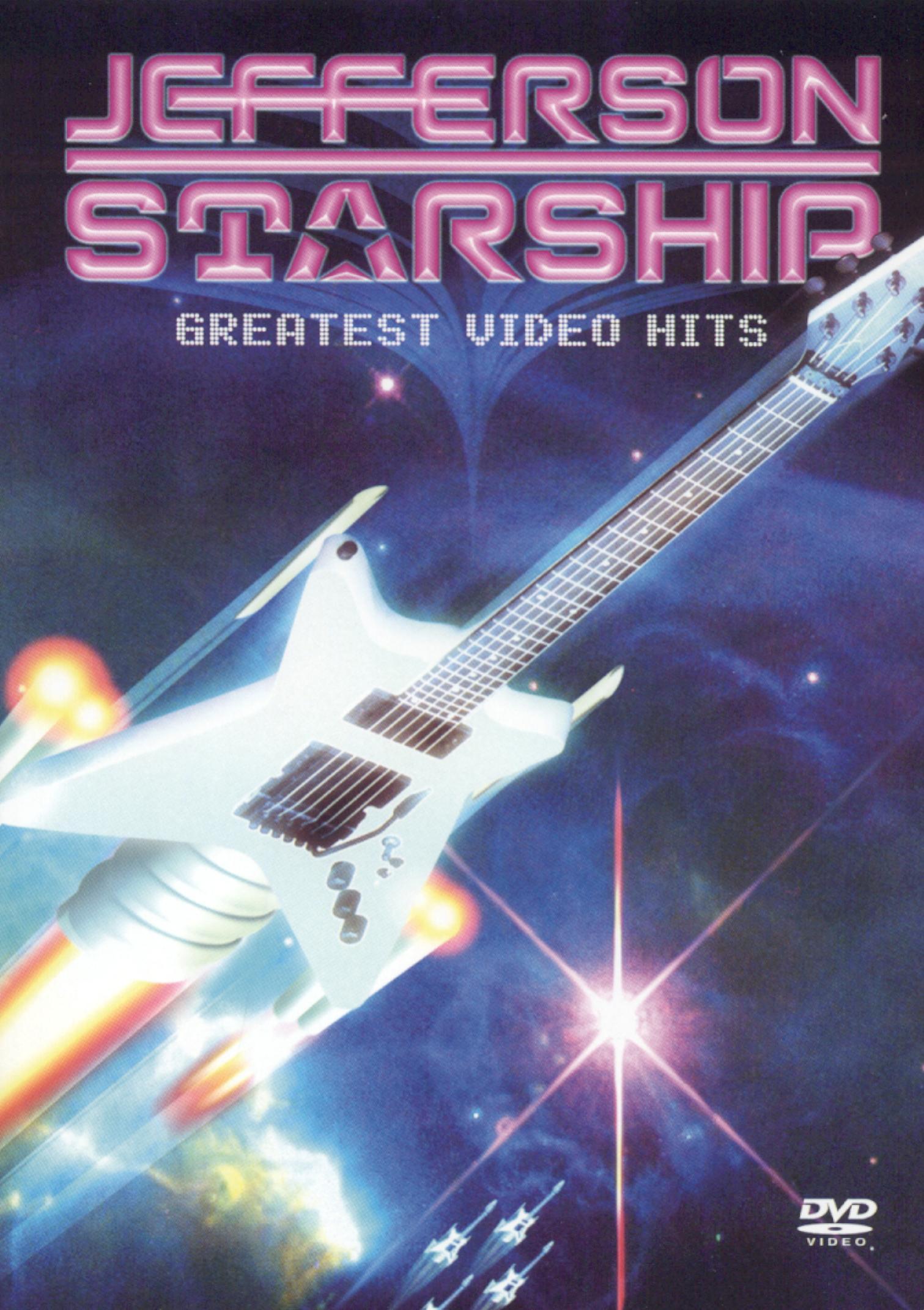 Jefferson Starship: Greatest Video Hits