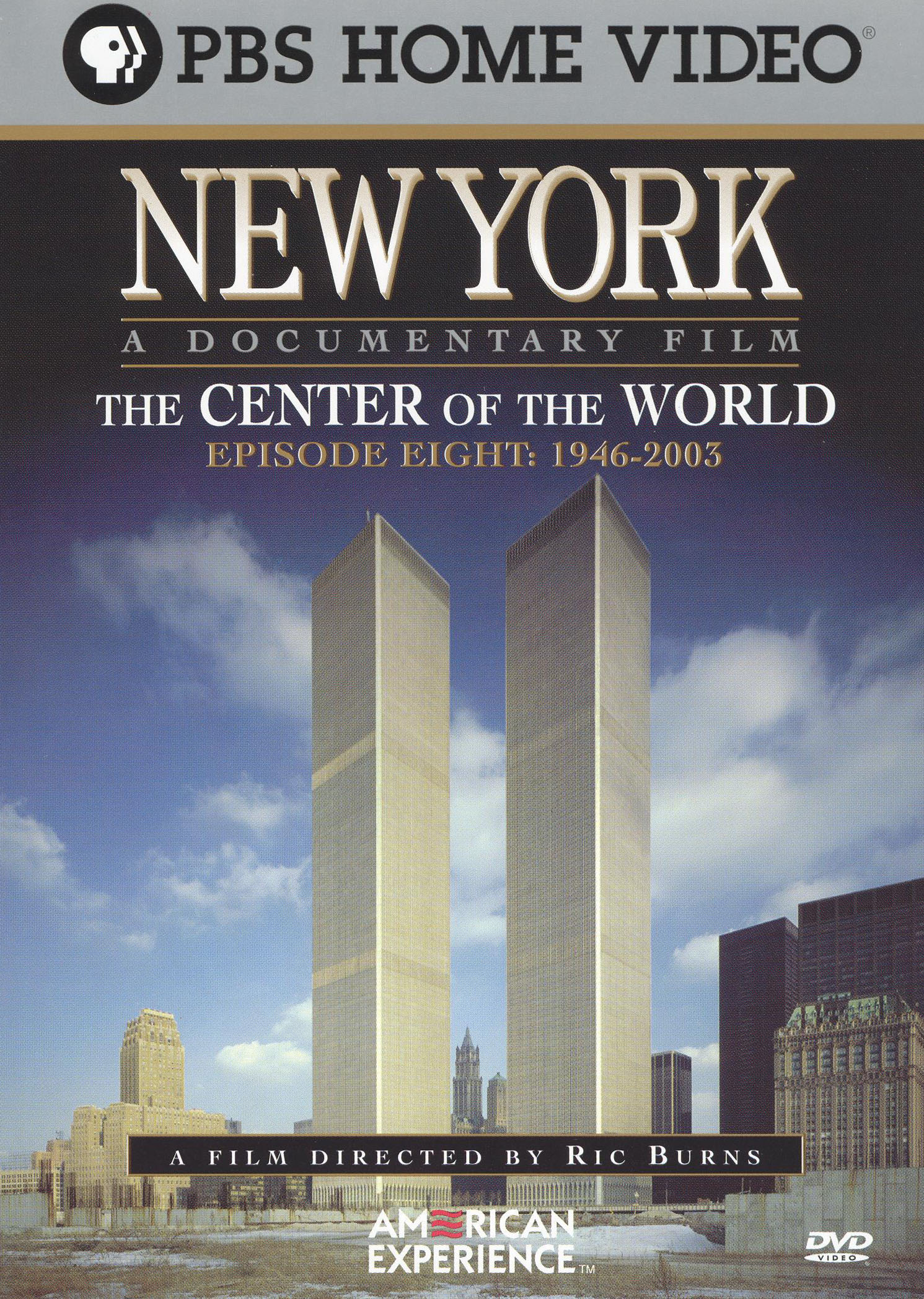 New York, Episode 8: 1945-2003 - The Center of the World