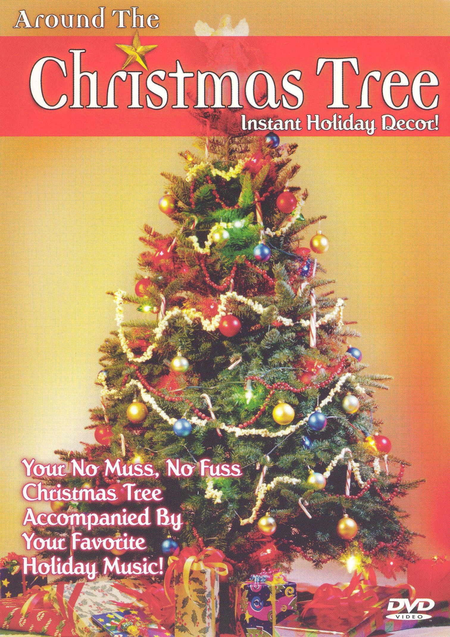 Christmas Tree: Instant Holiday Decor