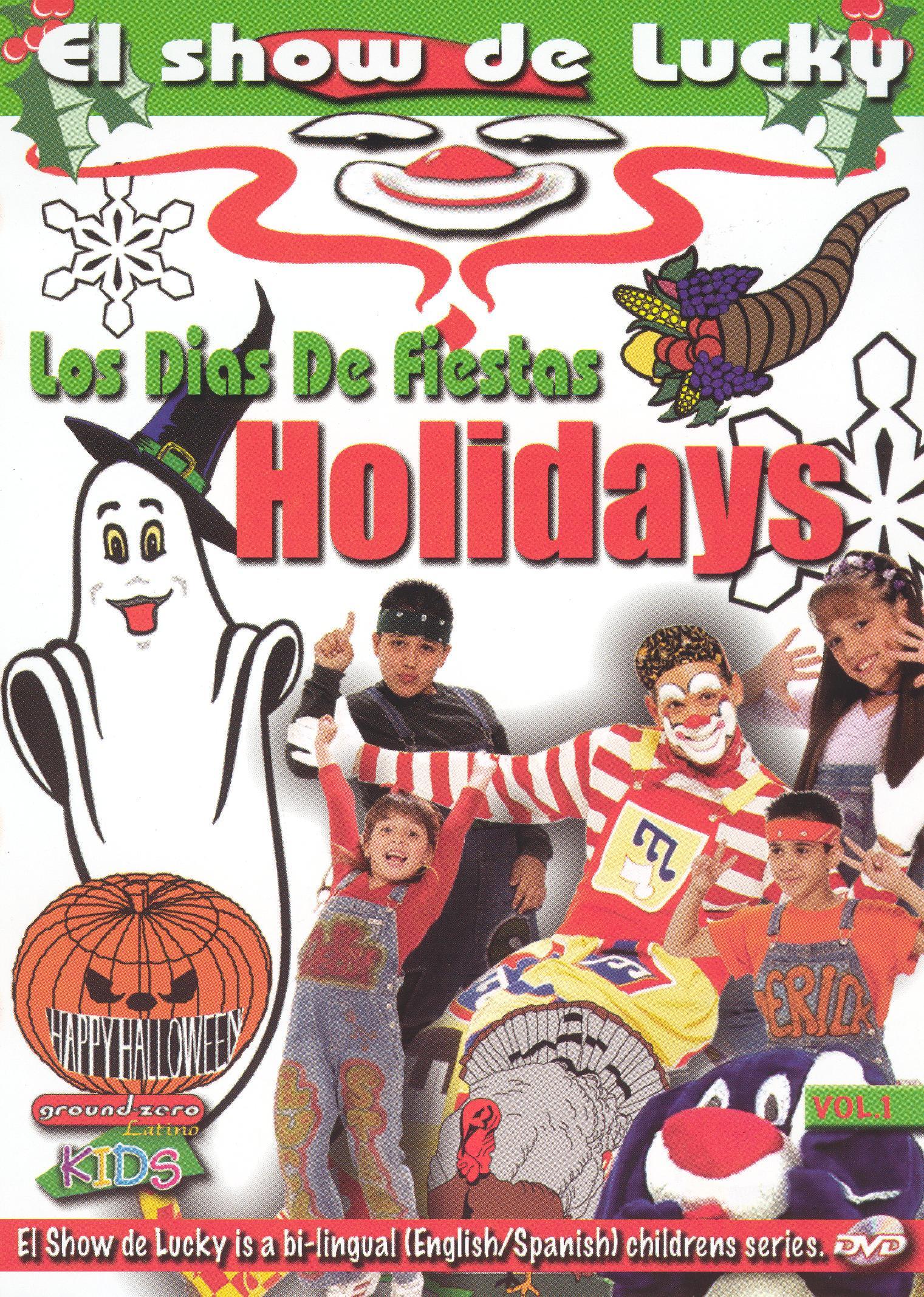 El Show De Lucky, Vol. 1: Holidays With Lucky
