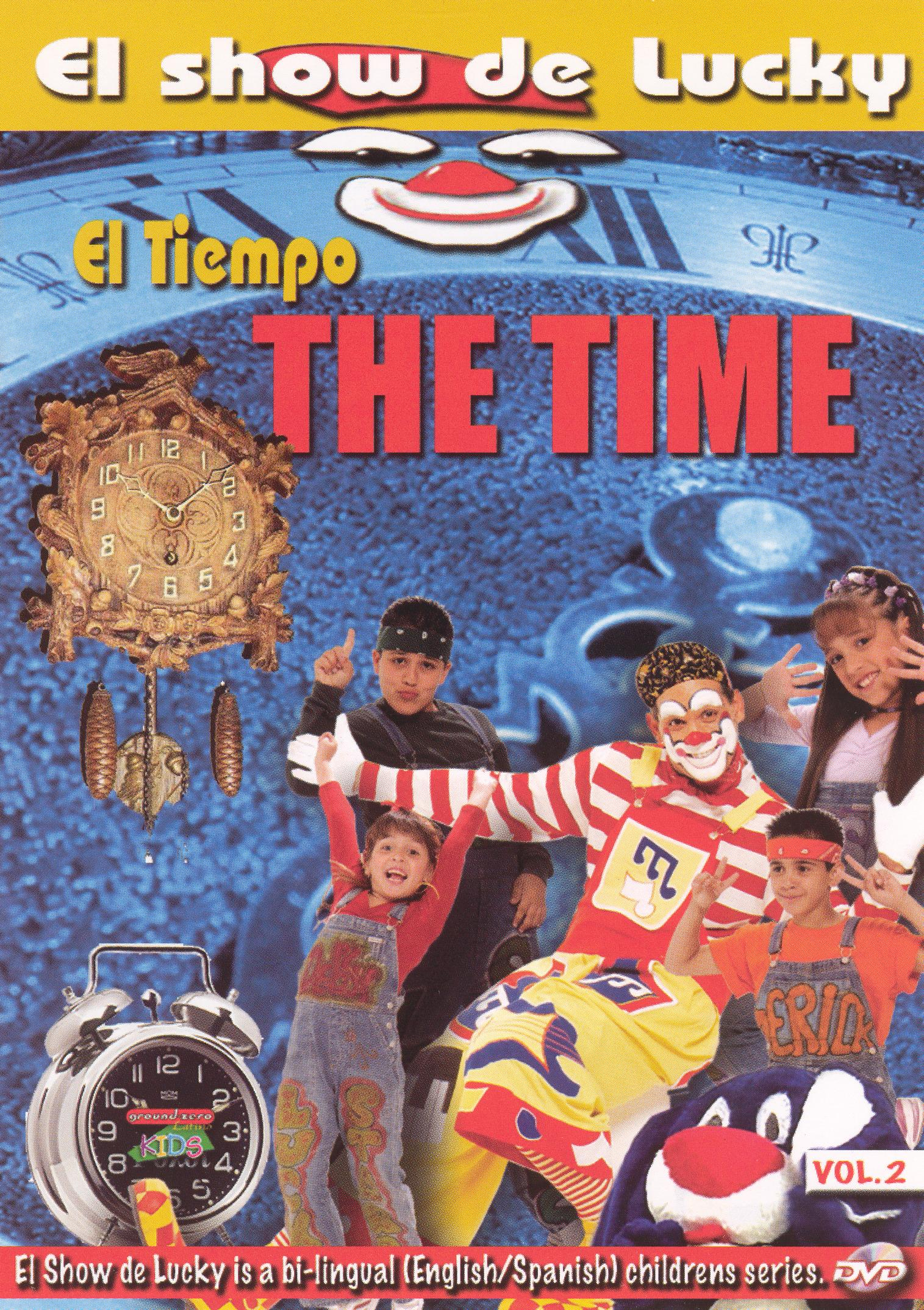 El Show De Lucky, Vol. 2: Telling Time With Lucky