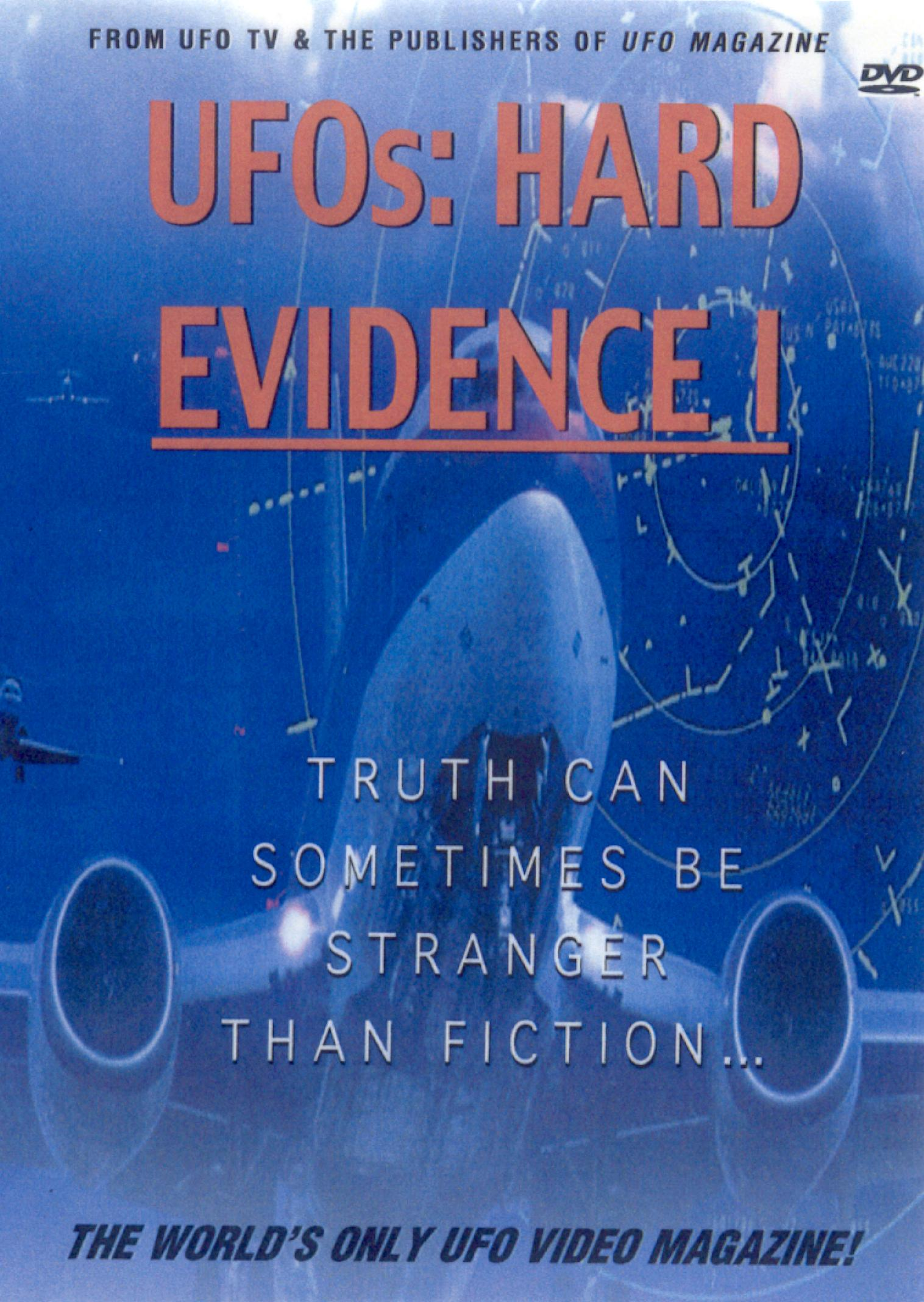 UFOs: Hard Evidence I