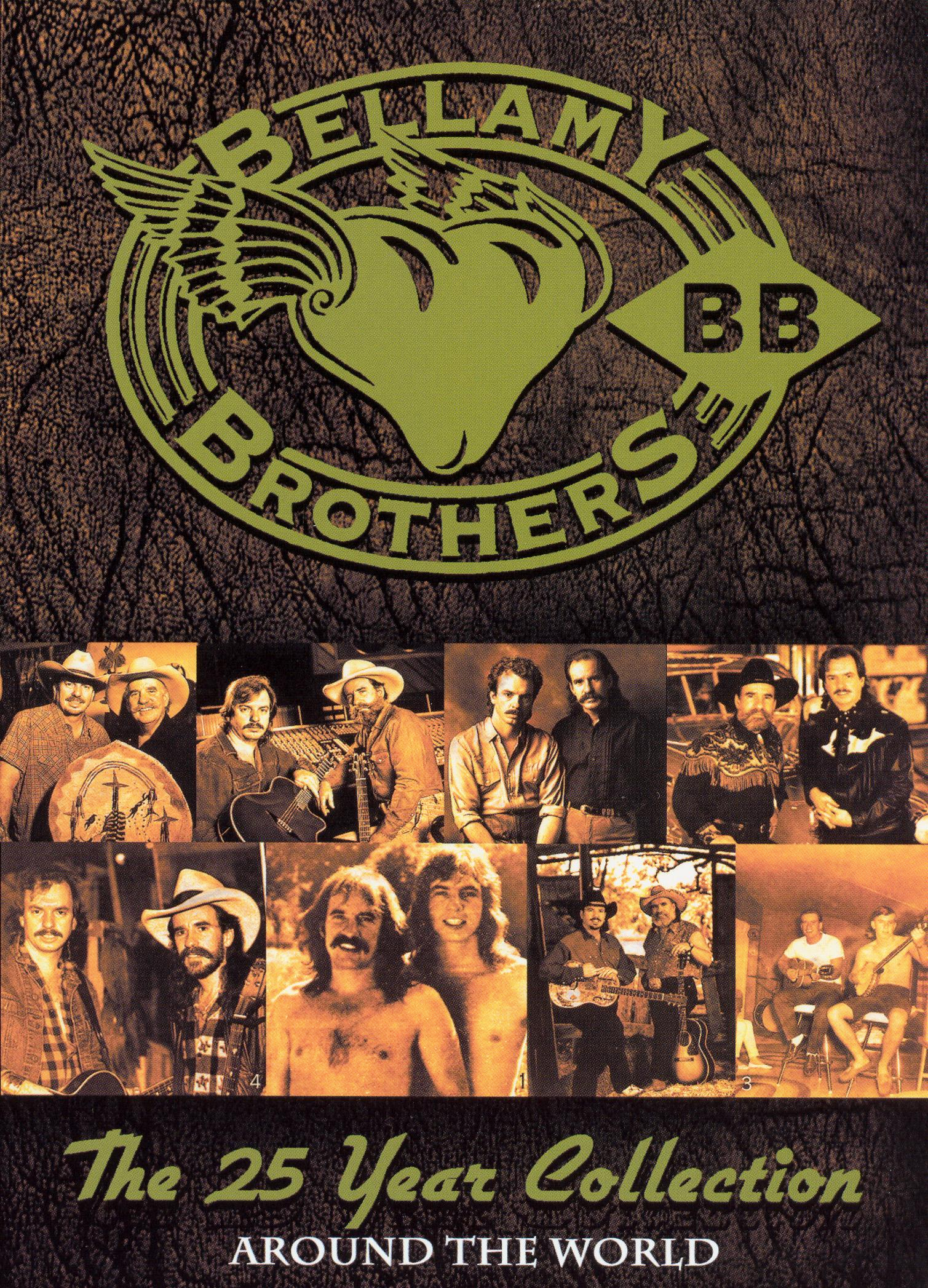The Bellamy Brothers: 25 Year Collection Around The World
