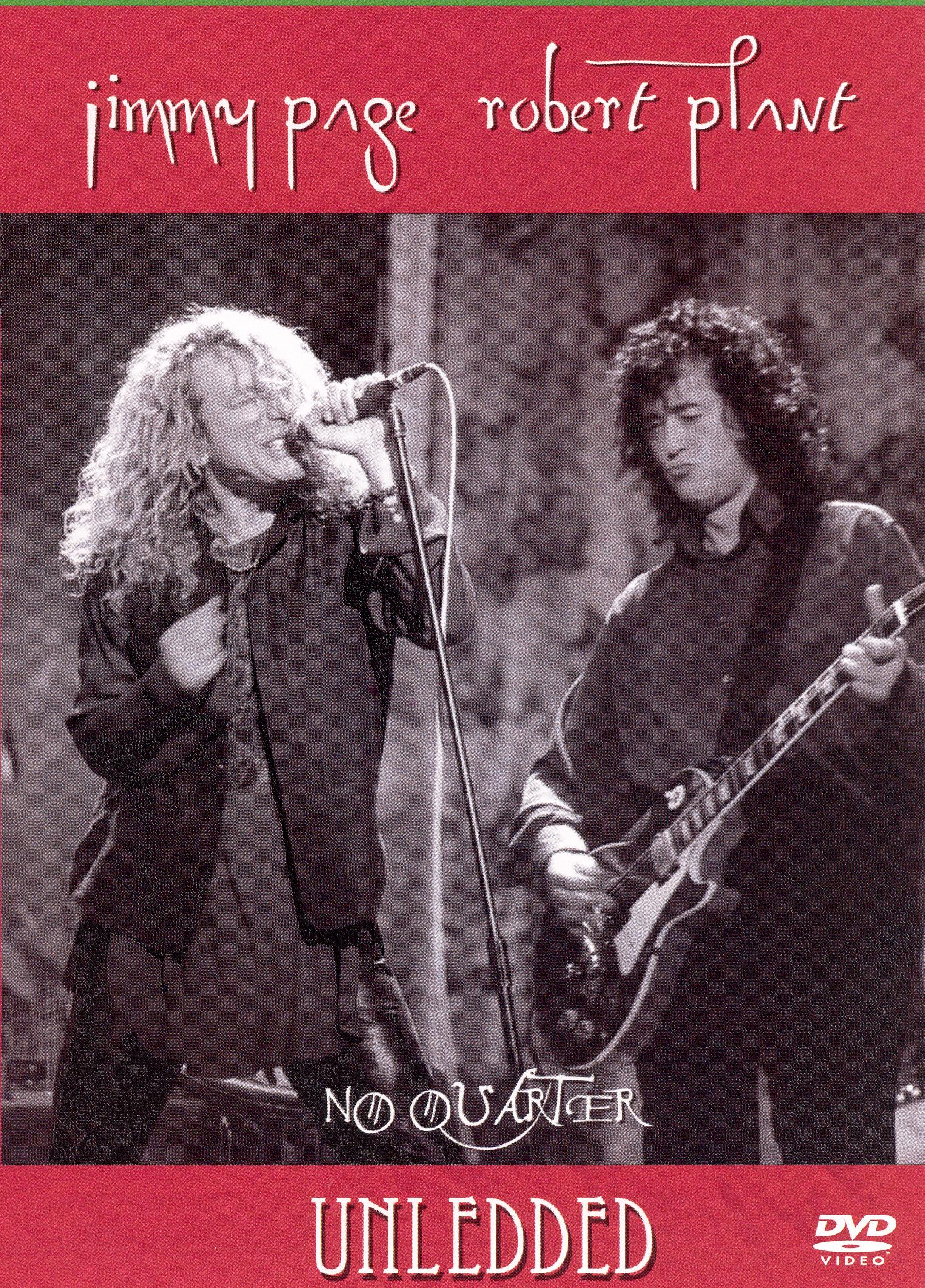 Jimmy Page and Robert Plant: No Quarter - Unledded