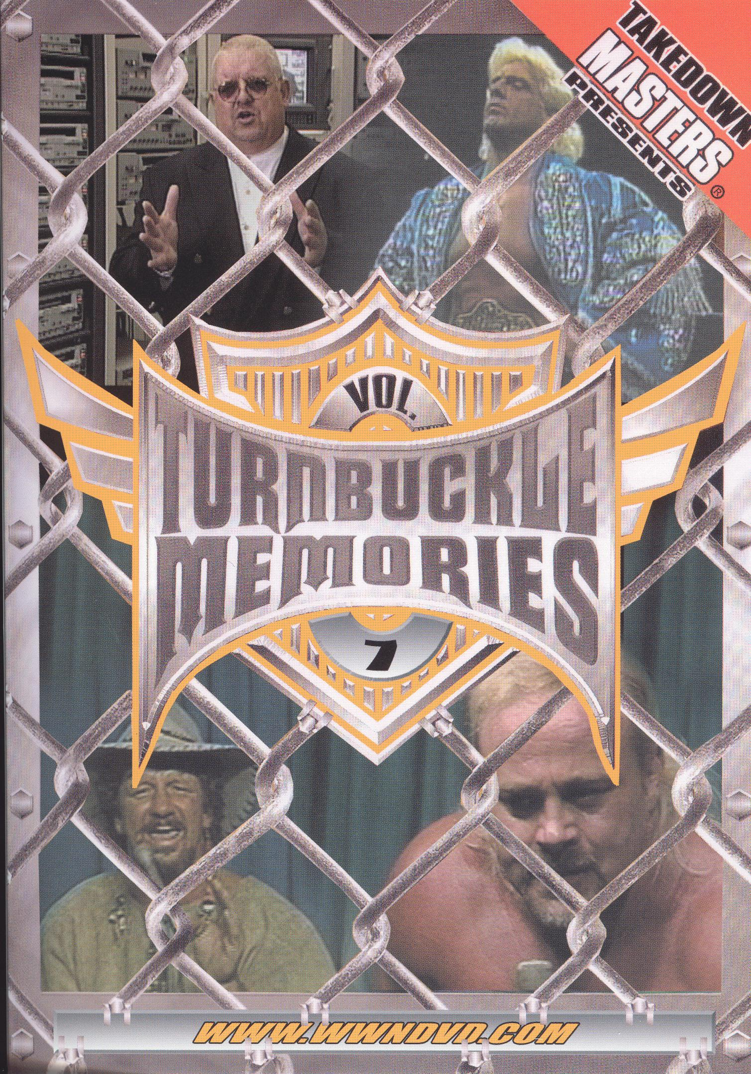 Takedown Masters: Turnbuckle Memories, Vol. 7